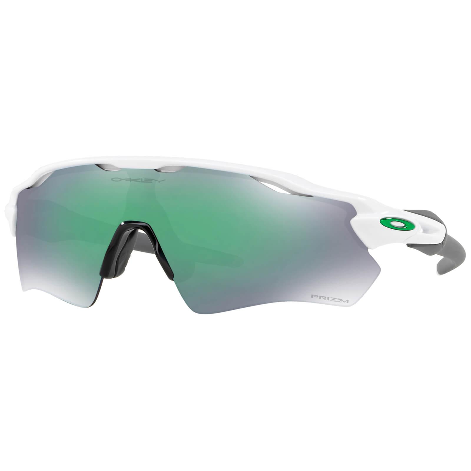 61397719501 Oakley Radar EV Path Sunglasses - Polished White Prizm Jade ...