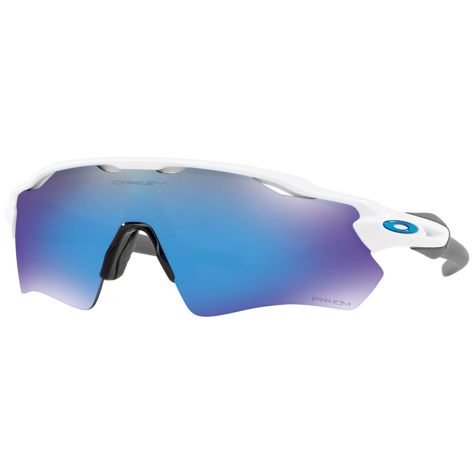 6feda44dc Oakley Radar EV Path Sunglasses - Polished White/Grey/Prizm Sapphire