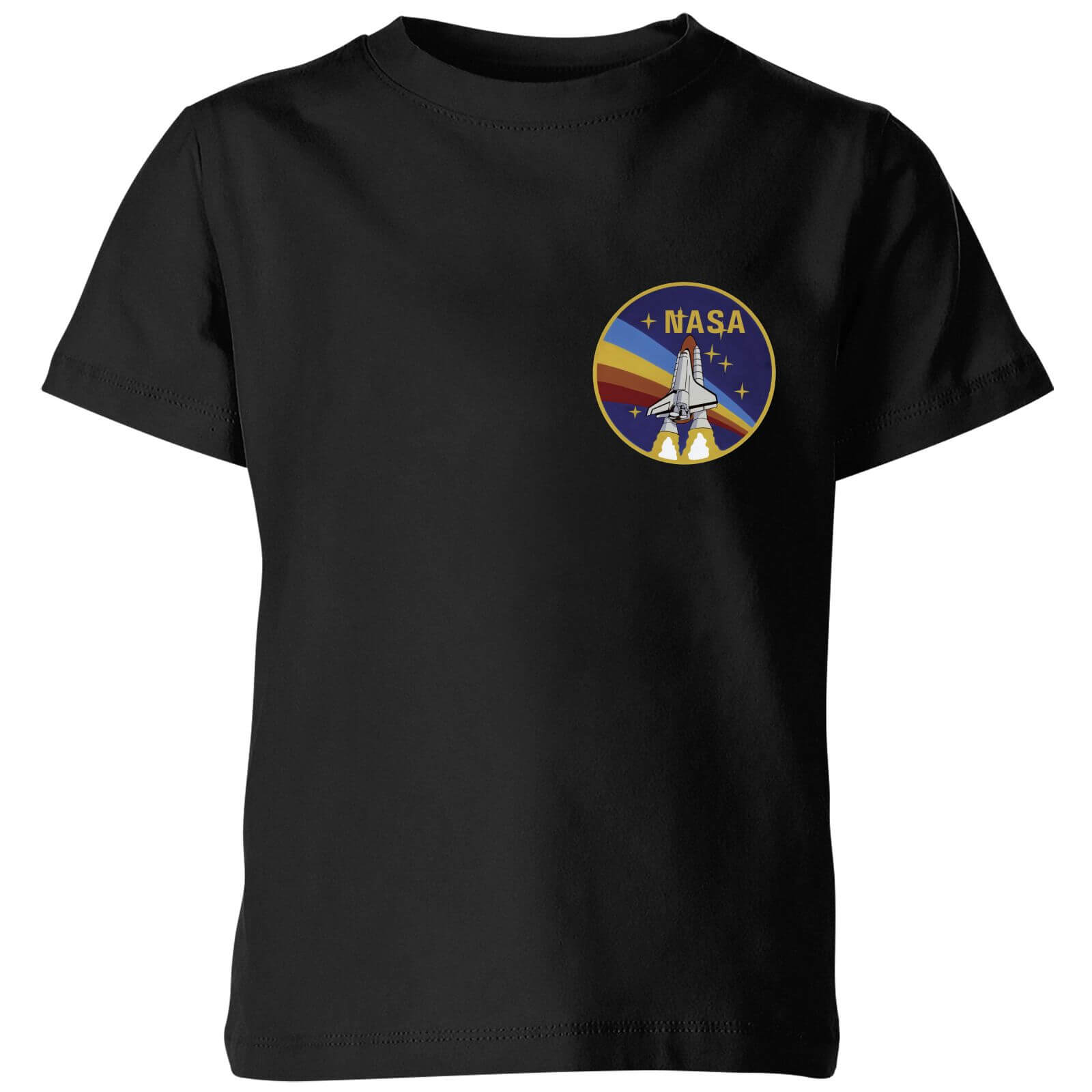 NASA Vintage Rainbow Shuttle Kids