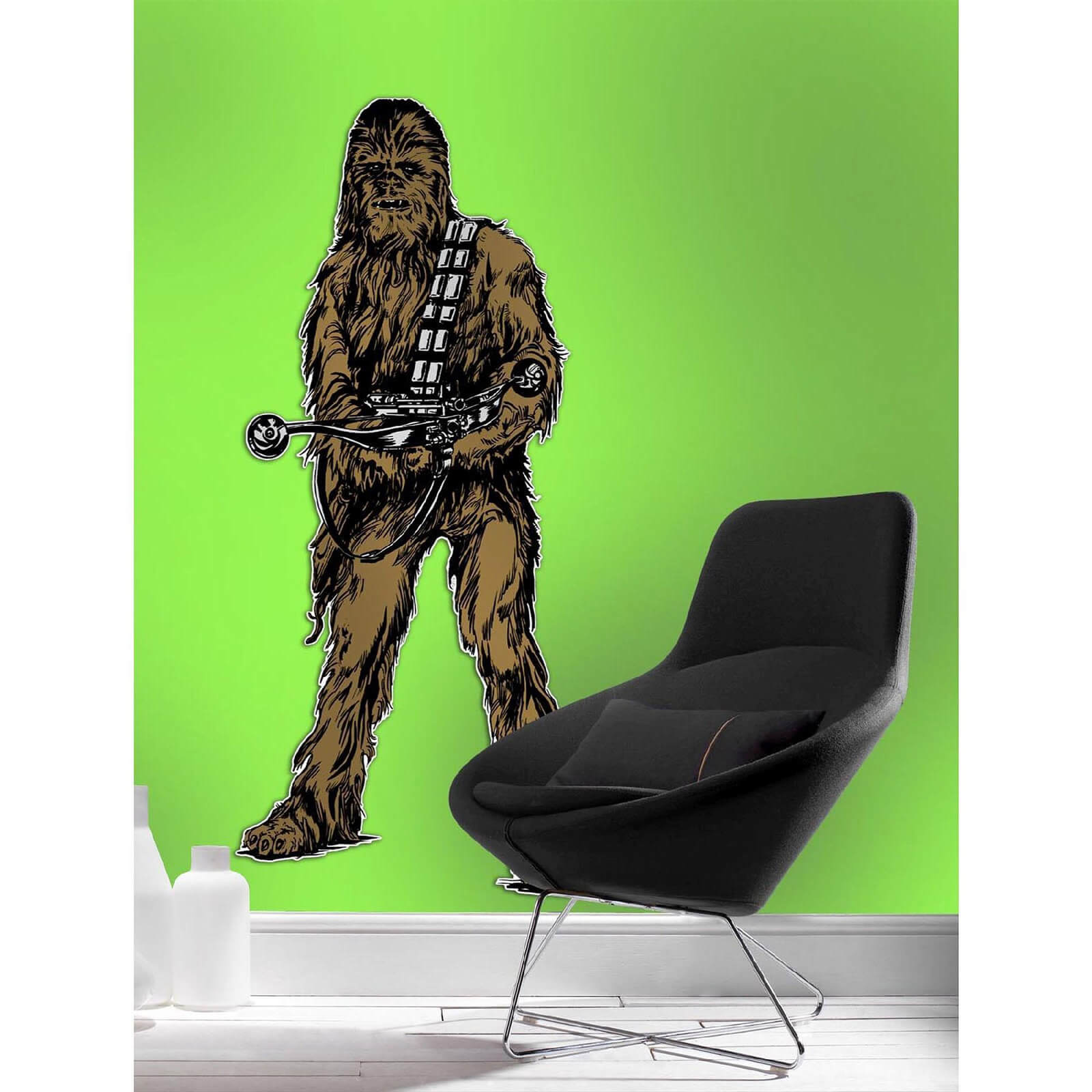 Star Wars Chewbacca Lifesize Wall Sticker