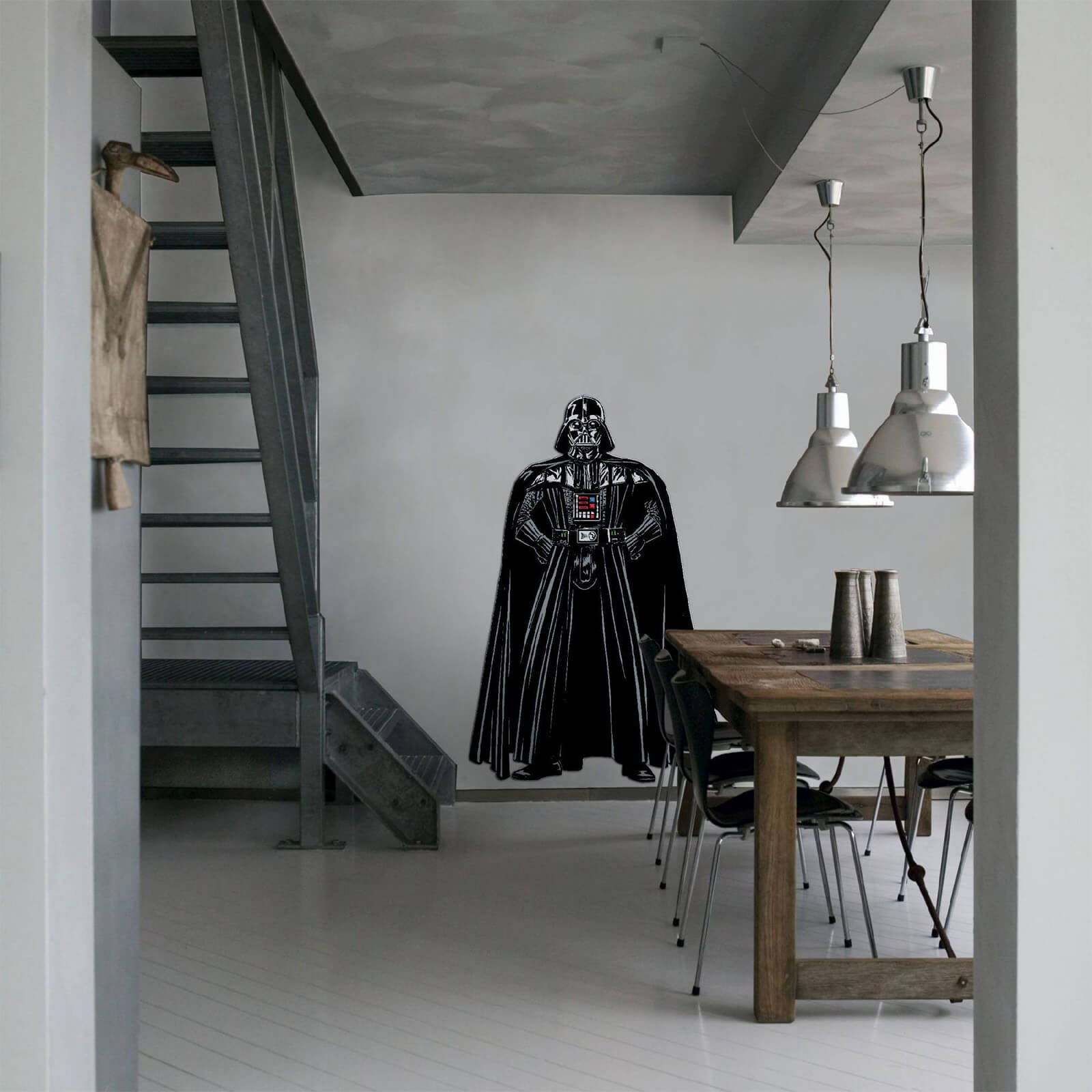 Star Wars Darth Vader Lifesize Wall Sticker