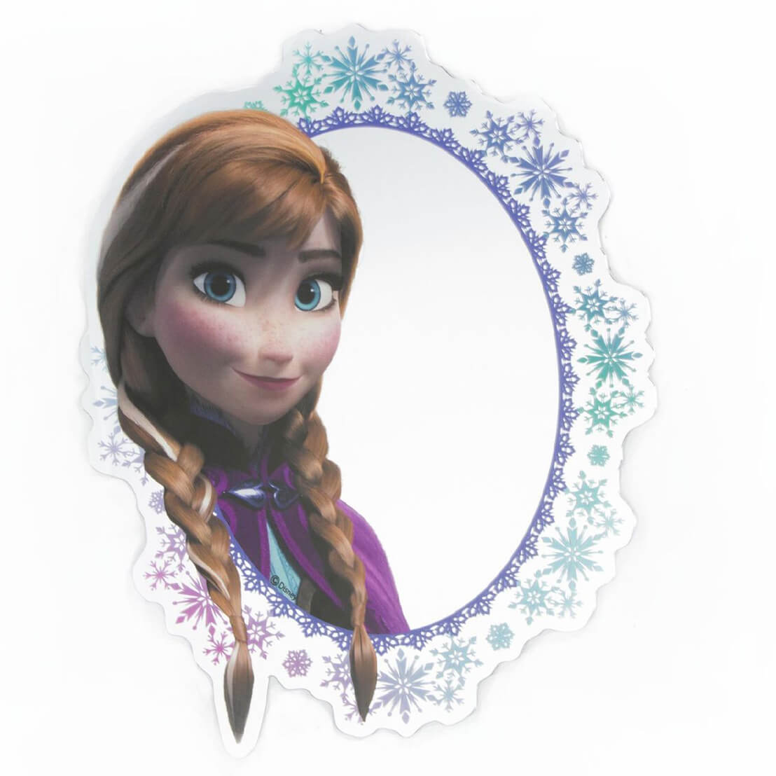 Disney Frozen Medium Mirrored Wall Sticker