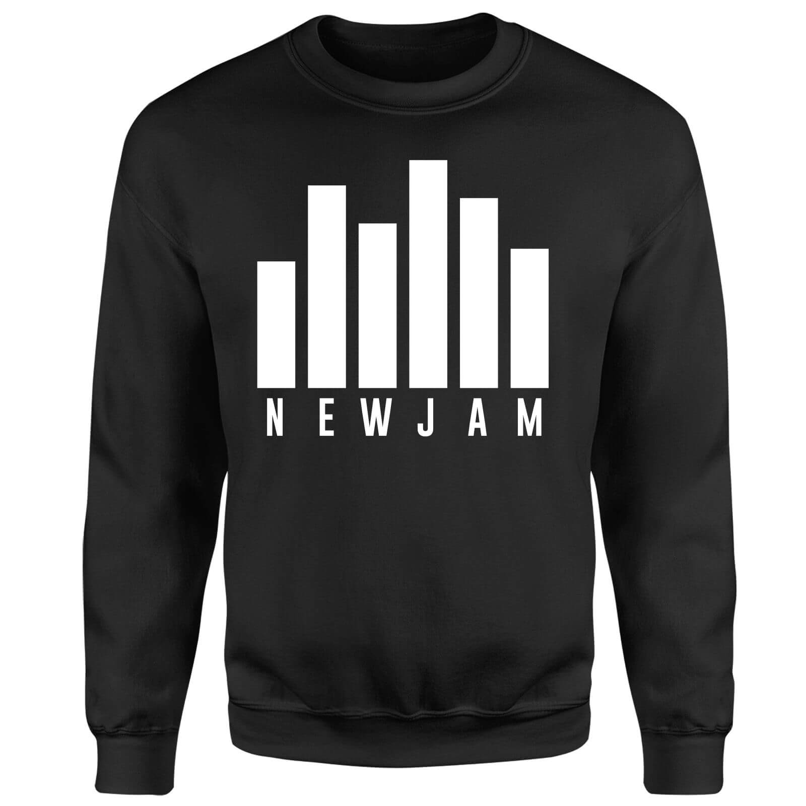 Ranz + Niana New Jam Equalizer Sweatshirt - Black