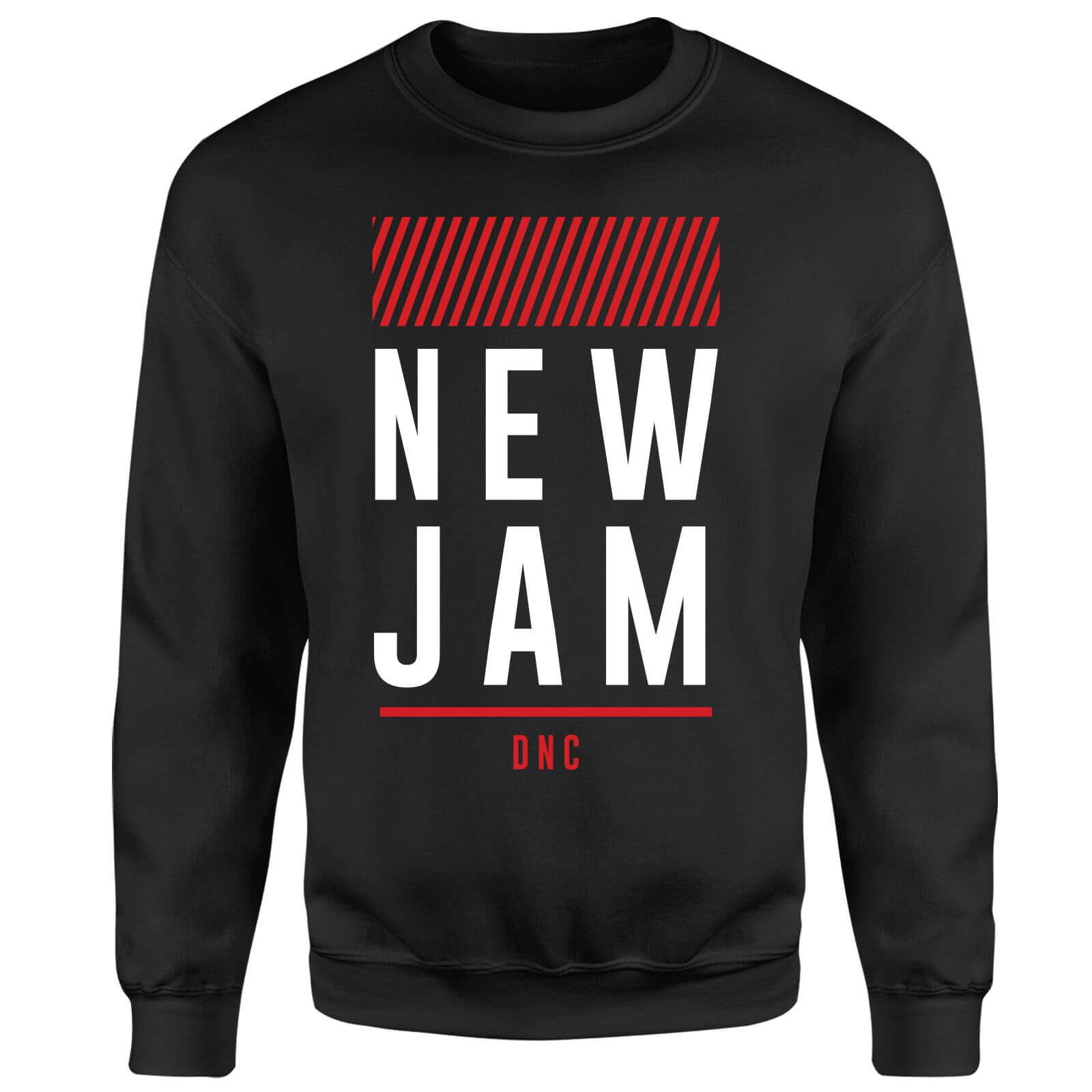 Ranz + Niana New Jam DNC Sweatshirt - Black