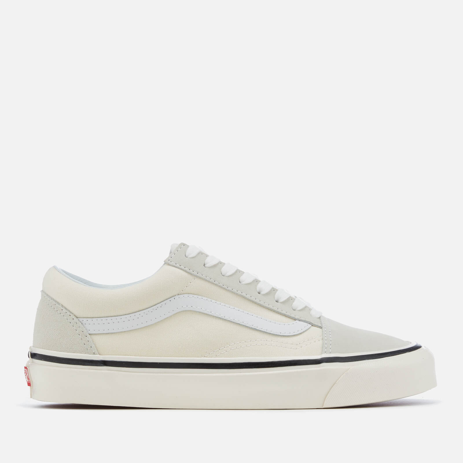 43dab1b29f1 Vans Anaheim Old Skool 36 DX Trainers - Classic White - Free UK Delivery  over £50
