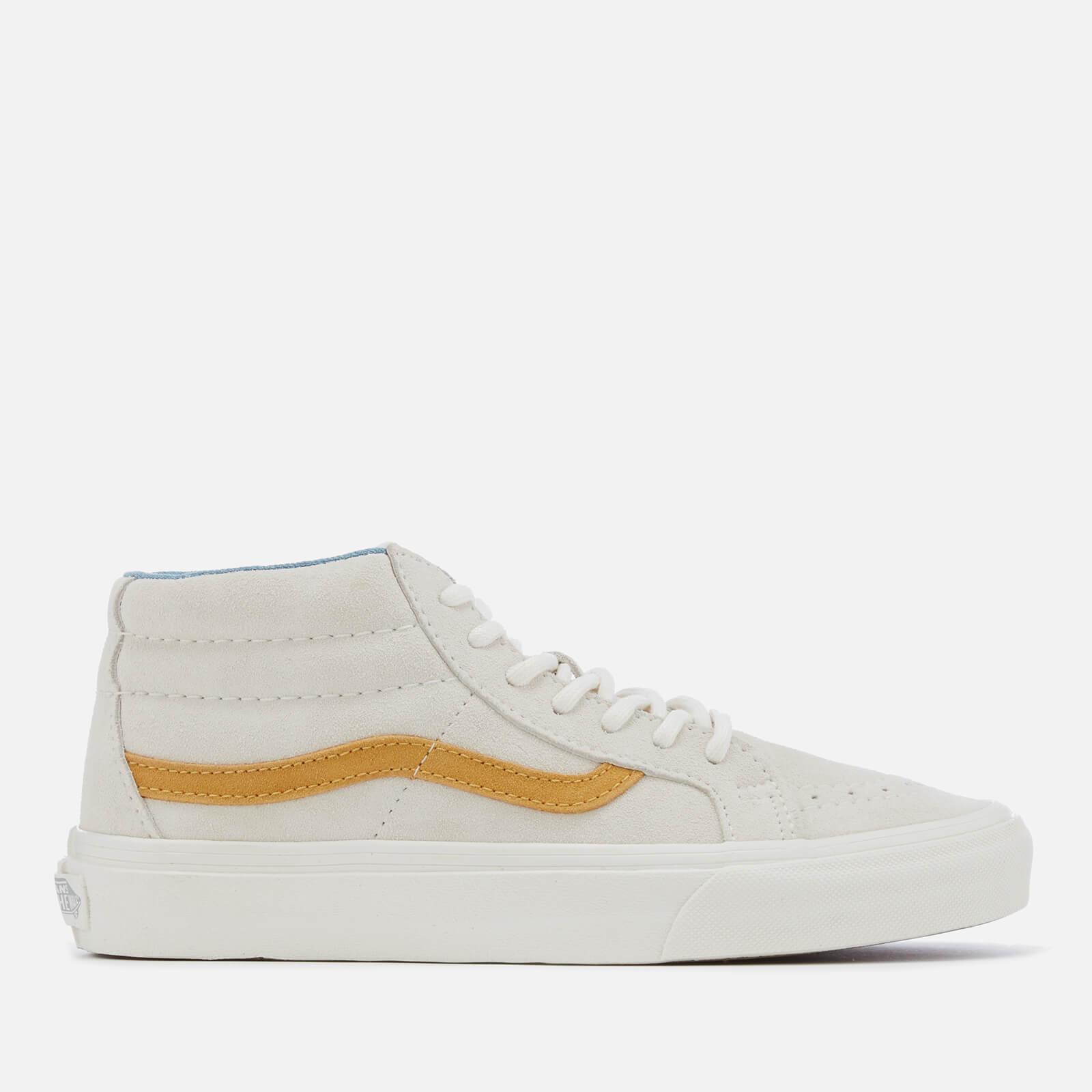 Gute Qualität Vans SK8 Mid Reissue Frauen Schuhe (Retro