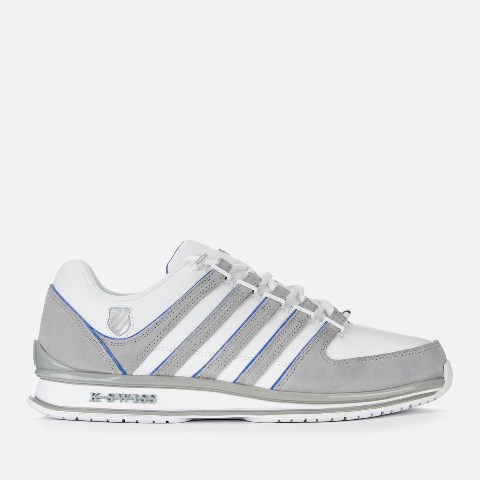 396d54f601d6a K-Swiss Men's Rinzler SP Trainers - White/Strong Blue Mens Footwear ...