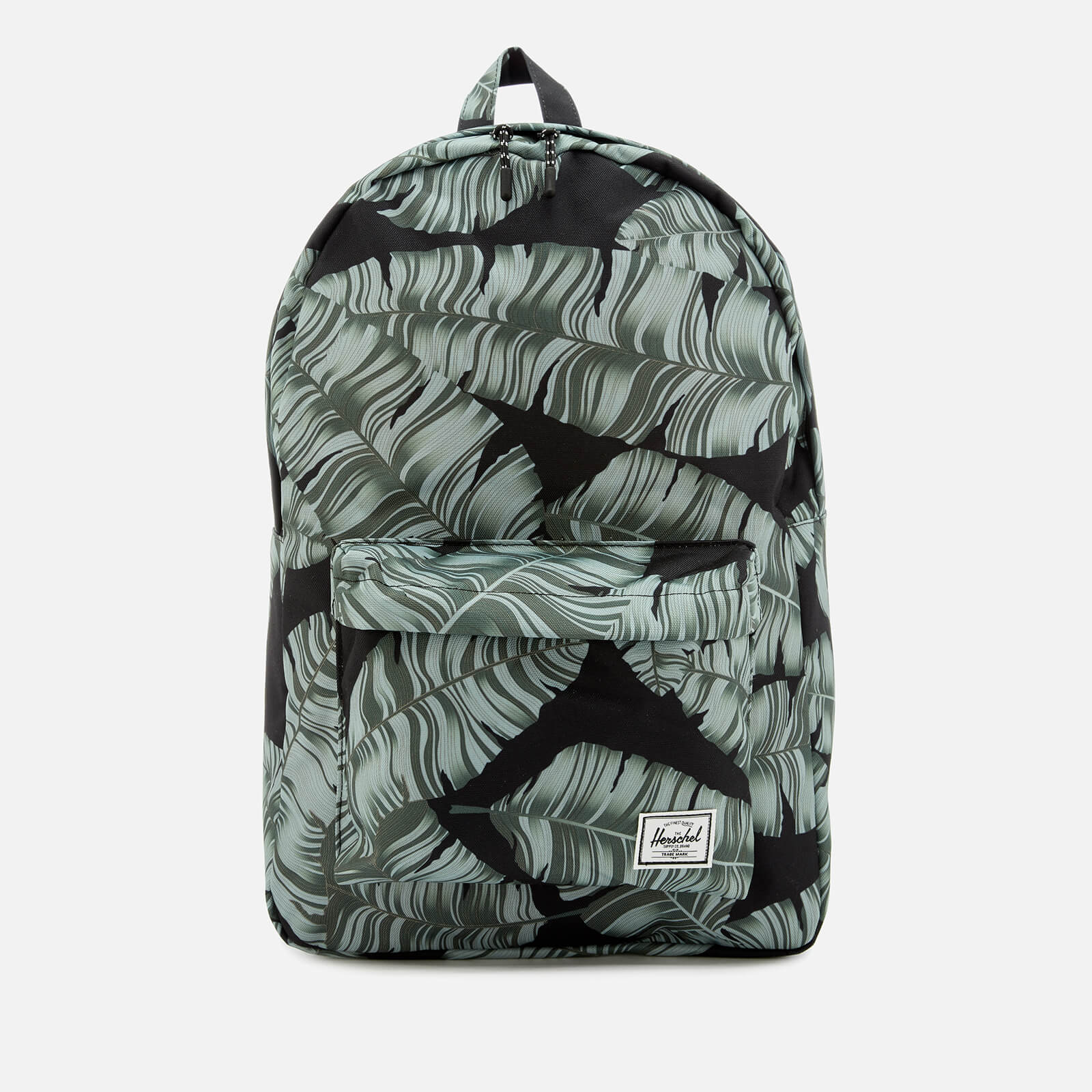 9c6dda7c02 Men s Classic Backpack - Black Palm Herschel Supply Co. Men s Classic  Backpack - Black Palm