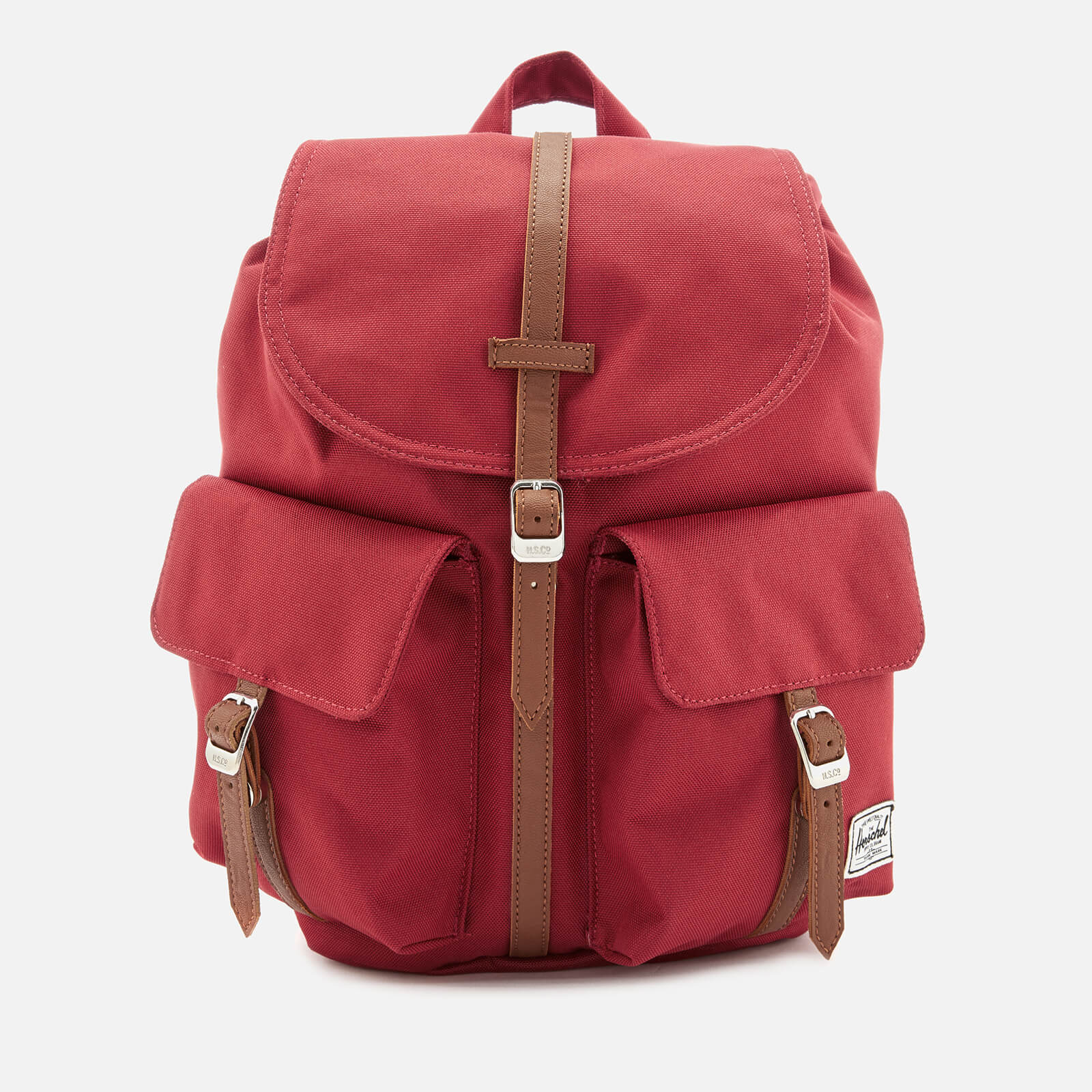 3fef9002b85 ... Herschel Supply Co. Women s Dawson Extra Small Backpack - Brick Red Tan