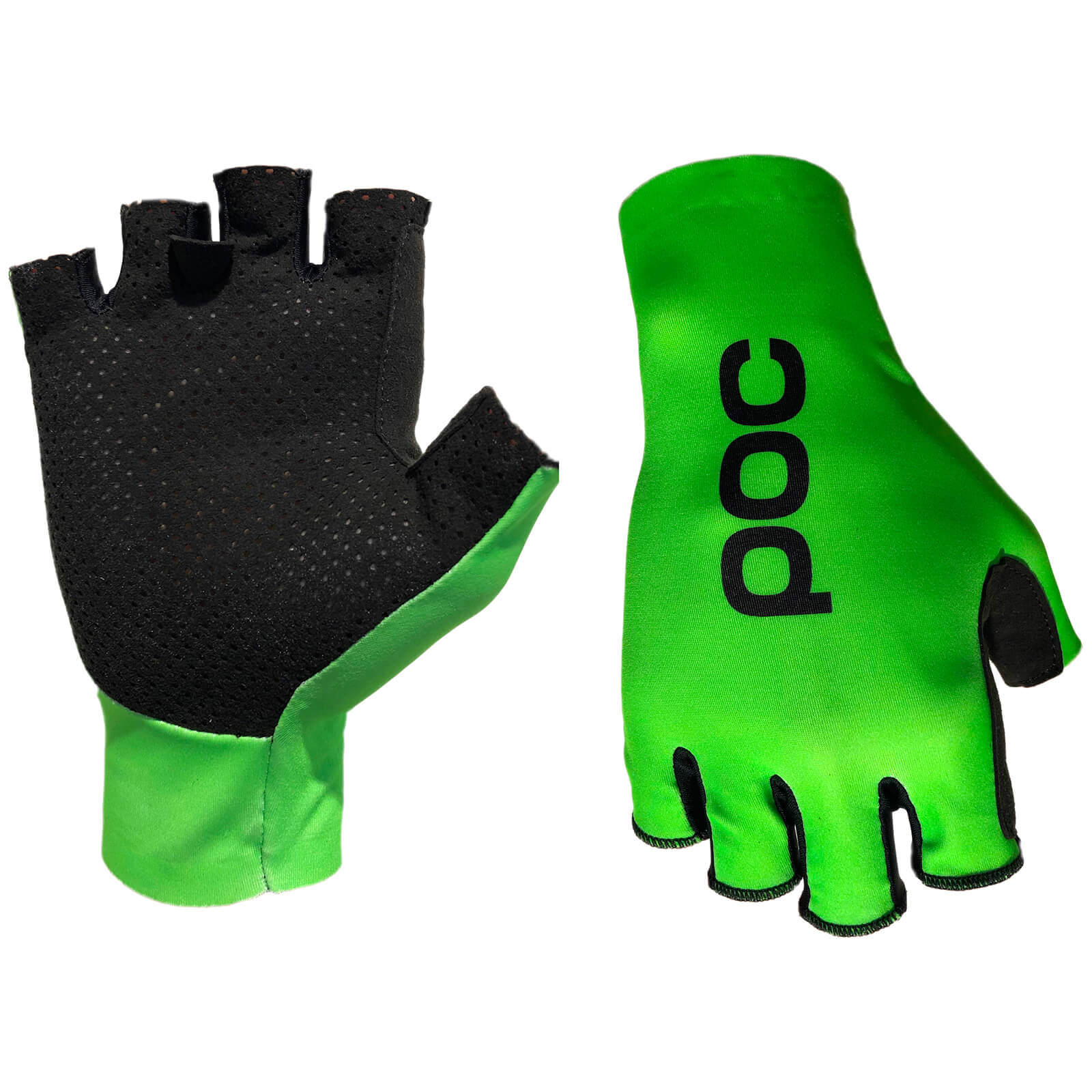 POC Team Education First - Drapac P/B Cannondale Gloves - Cannondale Green