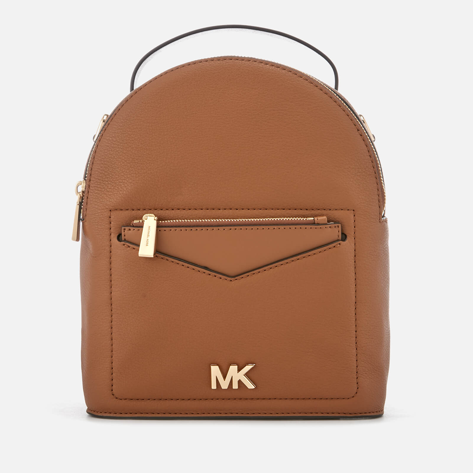 419c046ef982 MICHAEL MICHAEL KORS Women's Jessa Small Convertible Backpack - Acorn -  Free UK Delivery over £50
