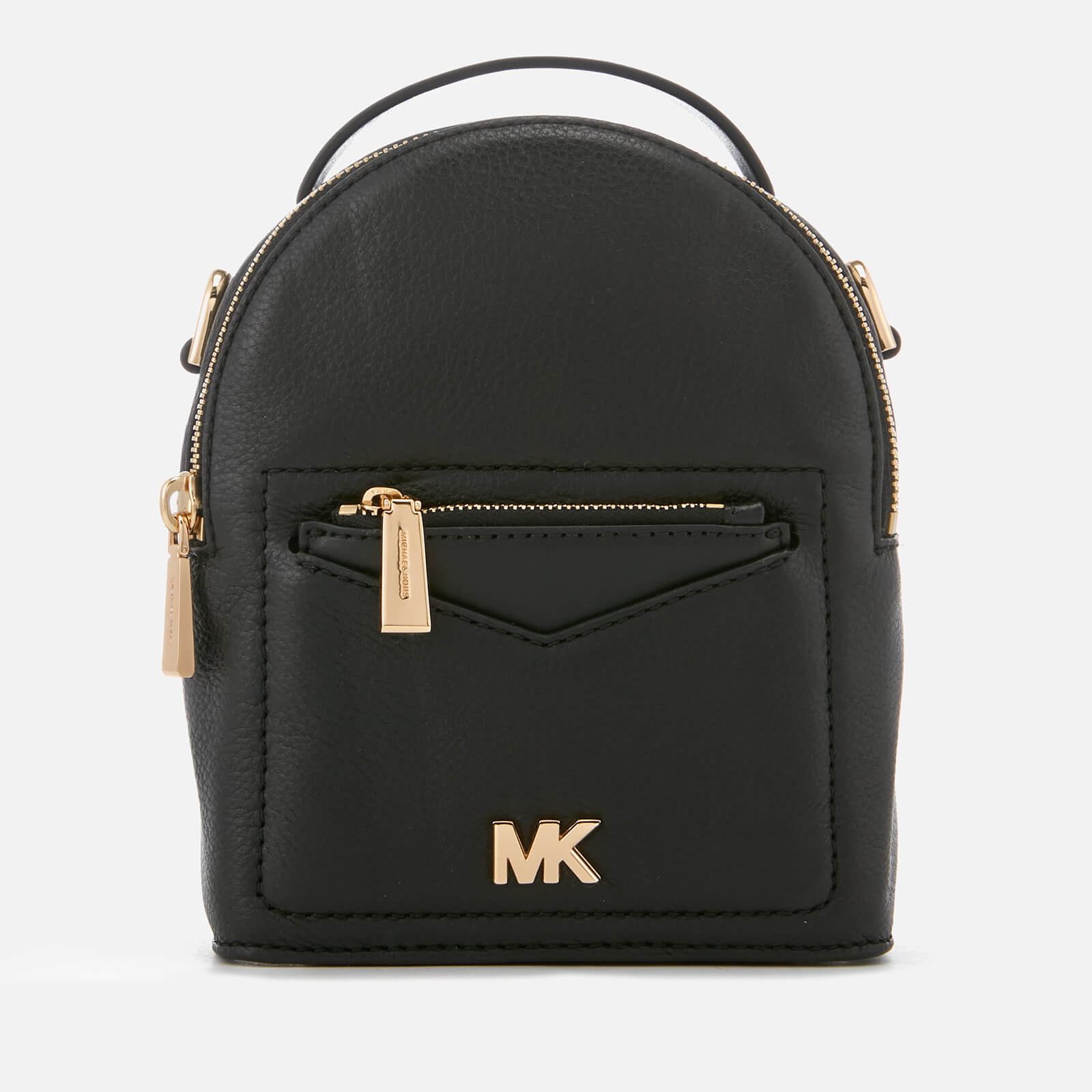 2c9e82aed484 ... MICHAEL MICHAEL KORS Women s Jessa Extra Small Convertible Backpack -  Black
