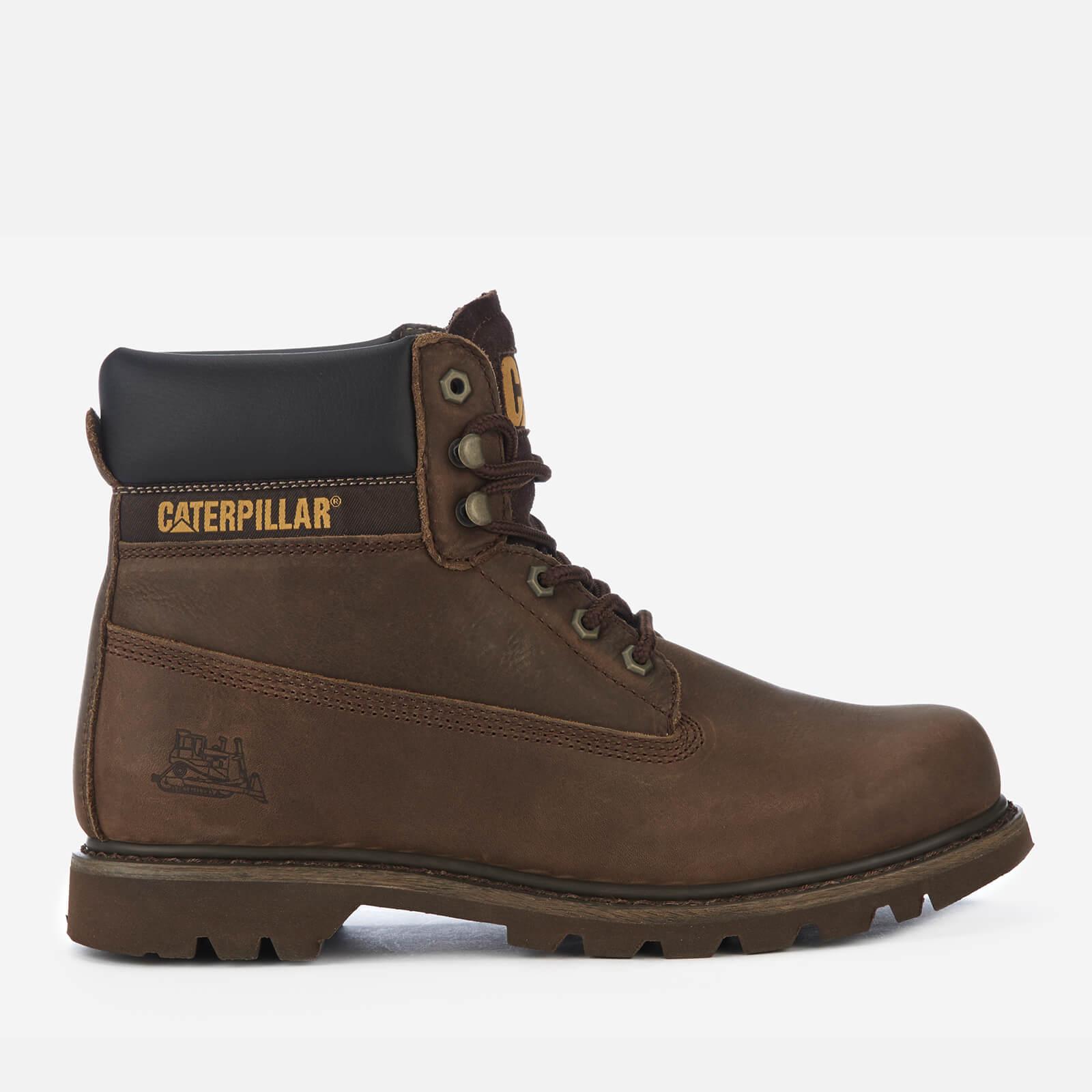 8b4477b98976a Caterpillar Men's Colorado Boots - Chocolate Mens Footwear | Zavvi Australia
