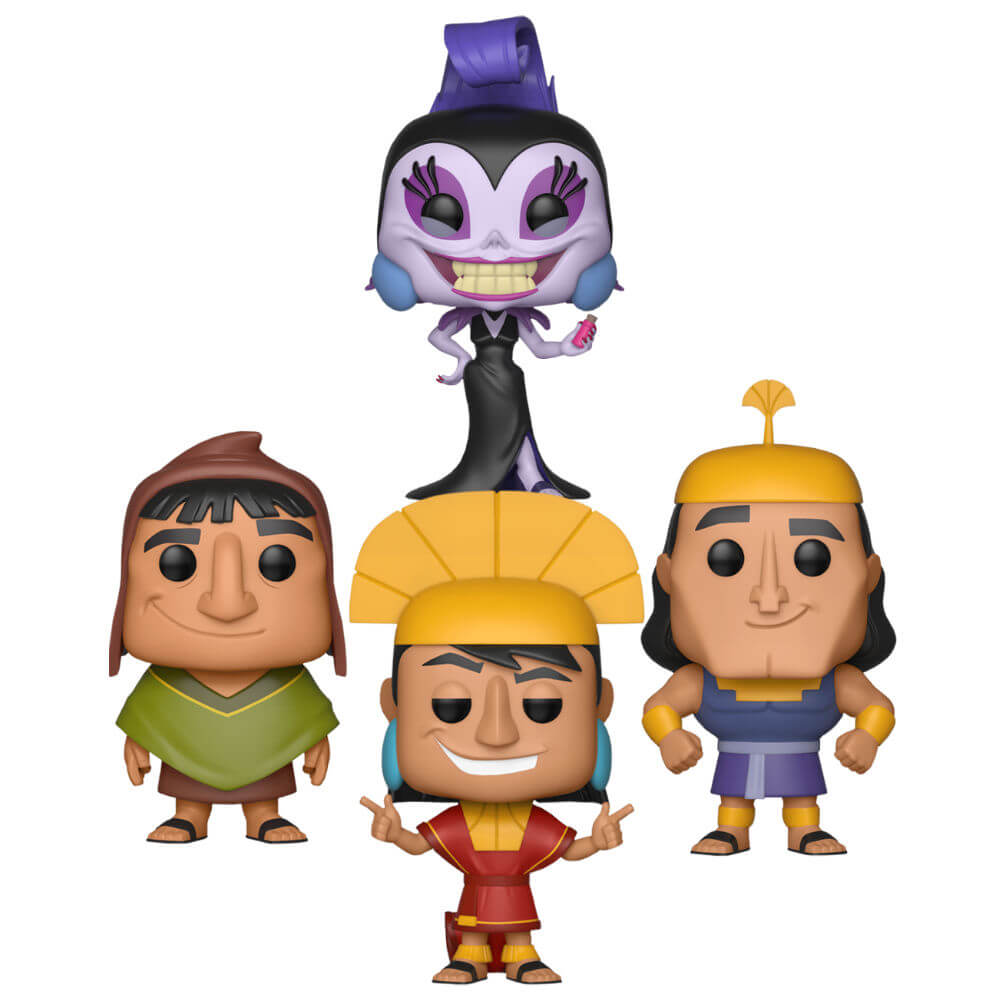 Emperors New Groove Pop! Vinyl - Pop! Collection