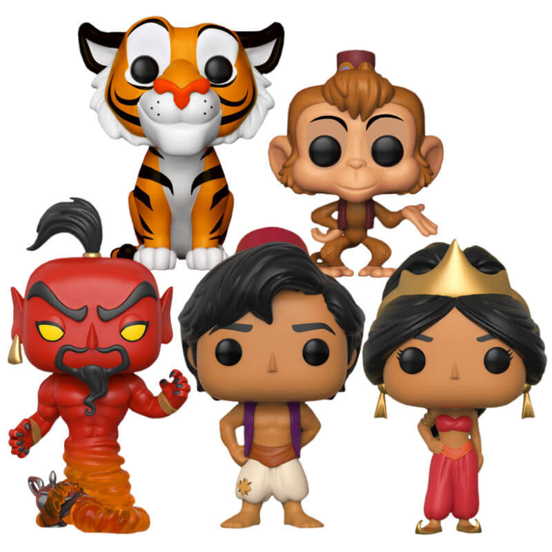 Aladdin Pop! Vinyl - Pop! Collection
