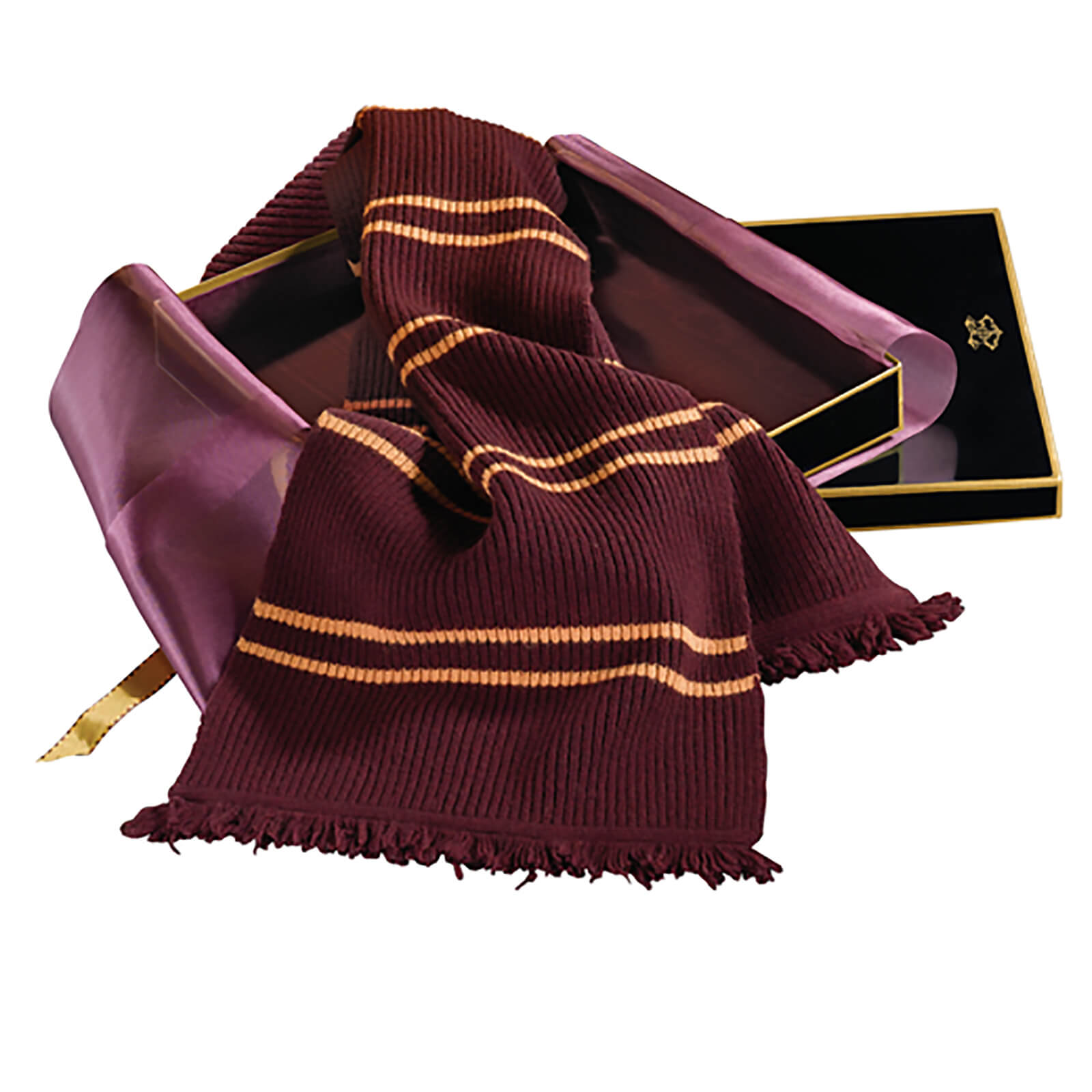 Harry Potter Lambs Wool Gryffindor Scarf in Madam Malkin