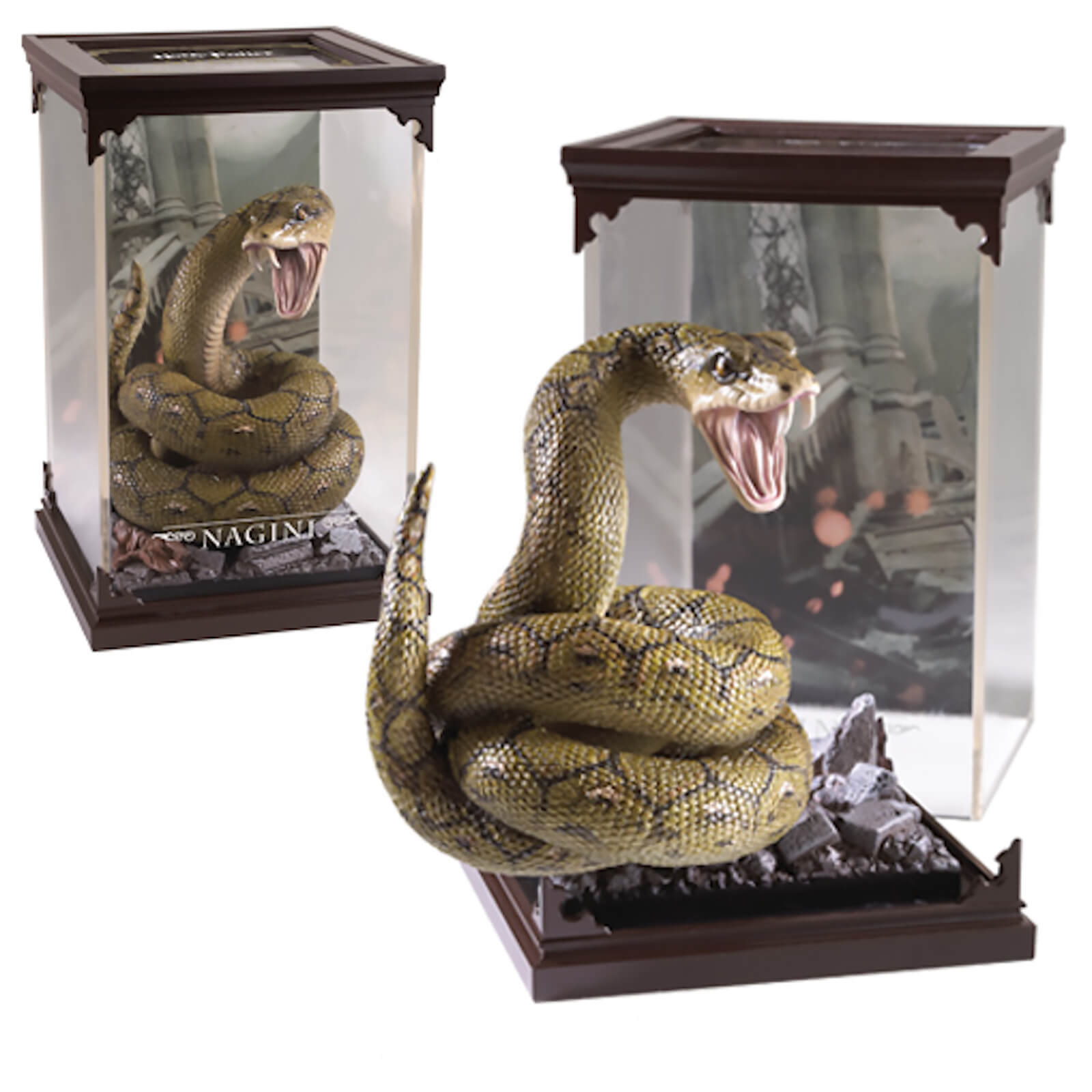 Harry Potter Magical Creatures Nagini Sculpture