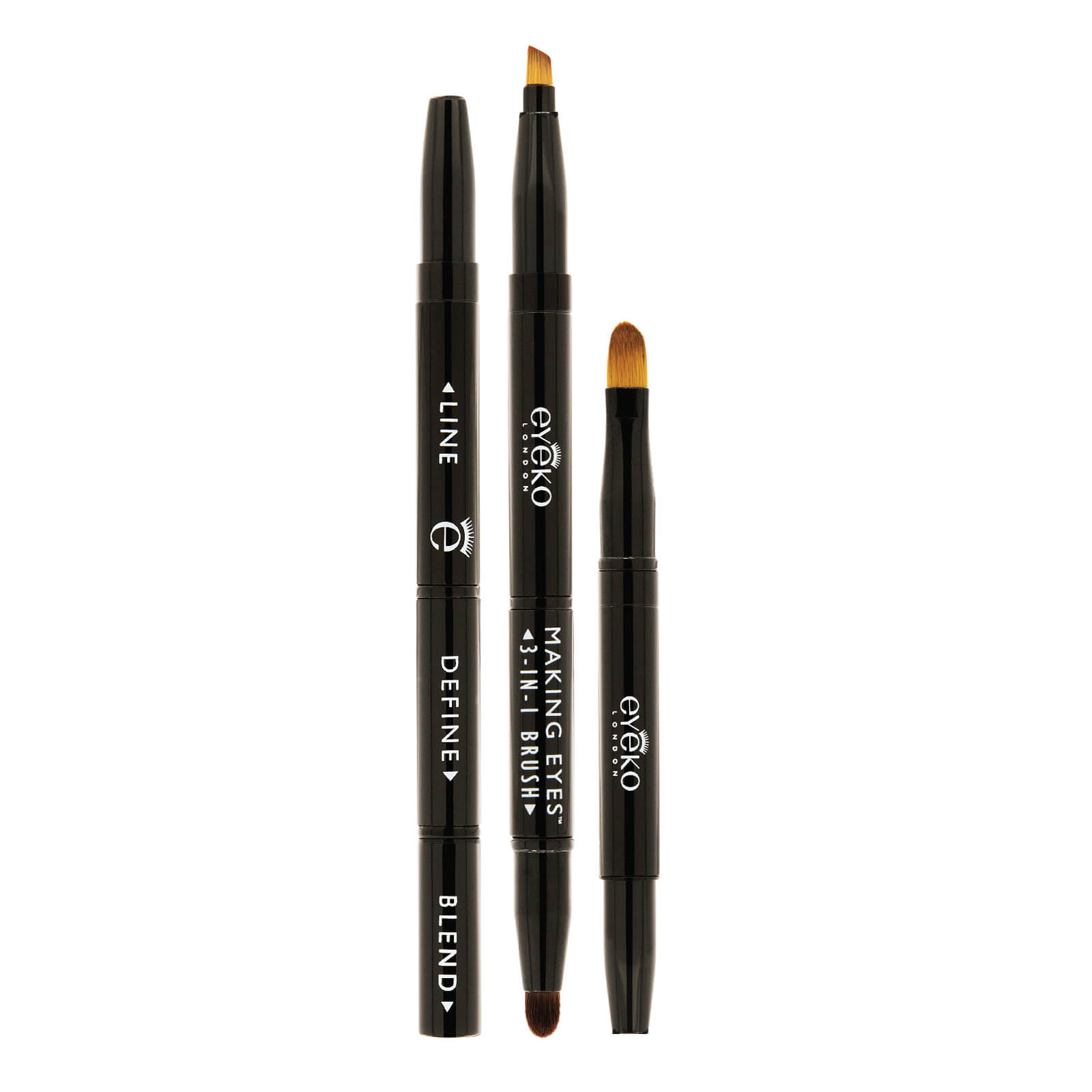 Making Eyes™ 3-in-1 Brush