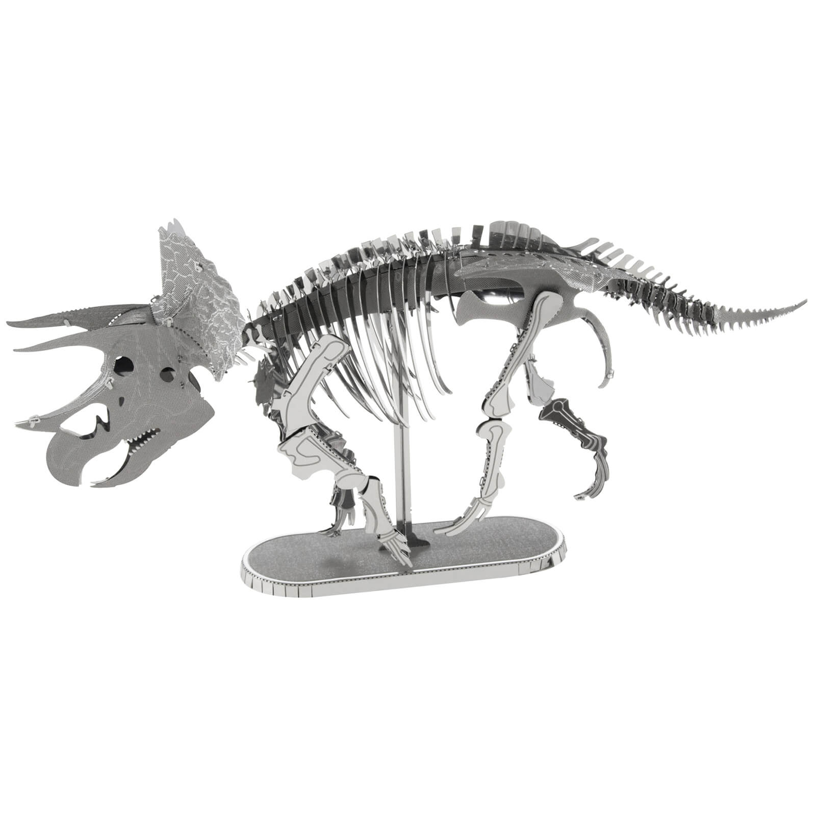 Metal Earth Dinosaurs - Triceratops Construction Kit