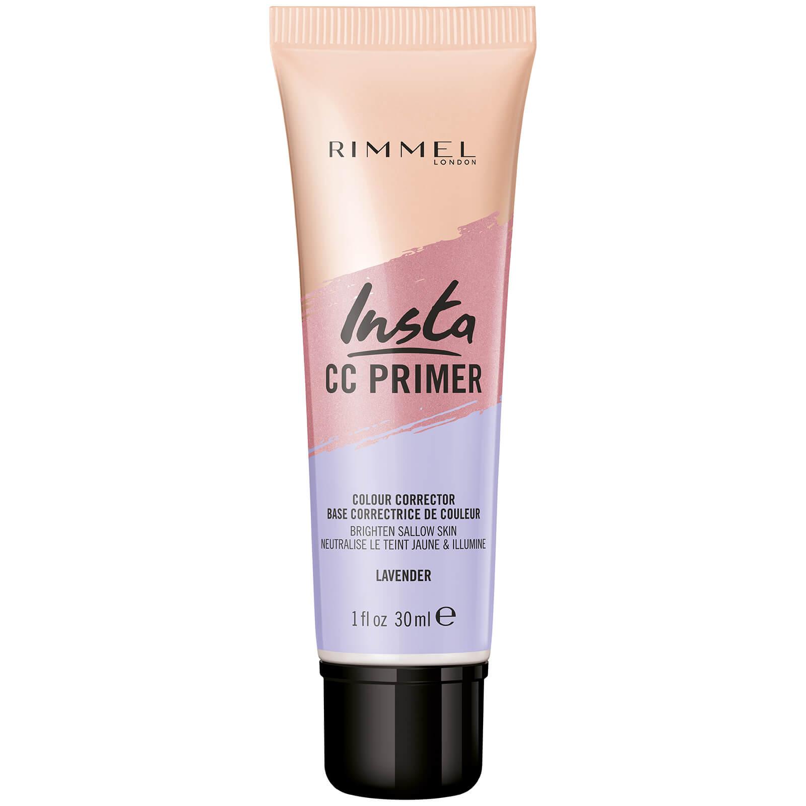 Rimmel Insta Colour Correcting Primer 30ml (Various Shades)