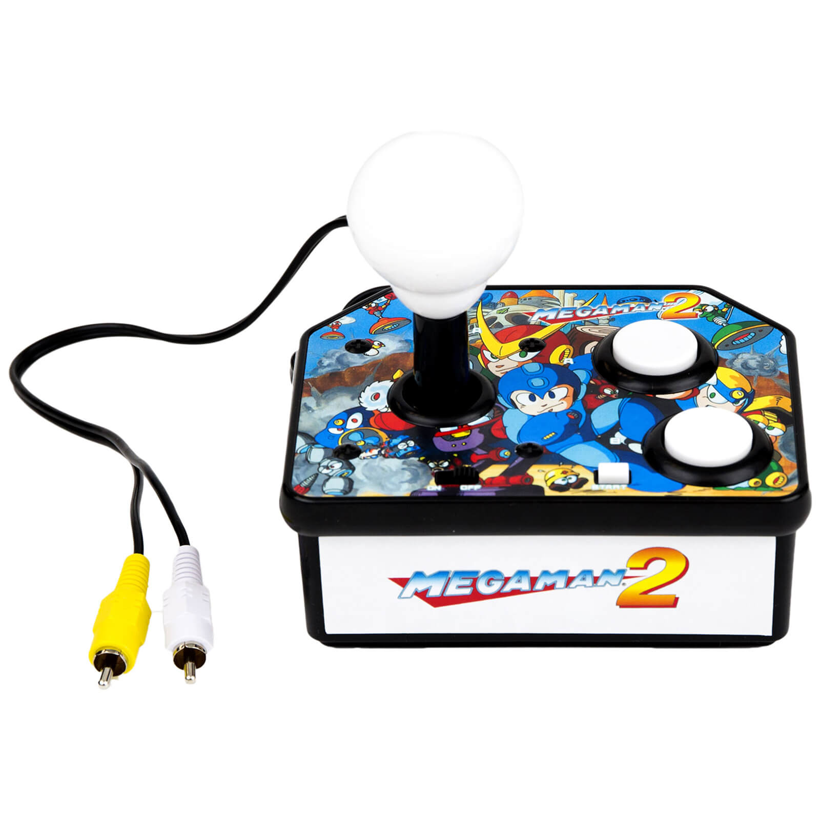 Mega Man 2 TV Arcade Plug & Play