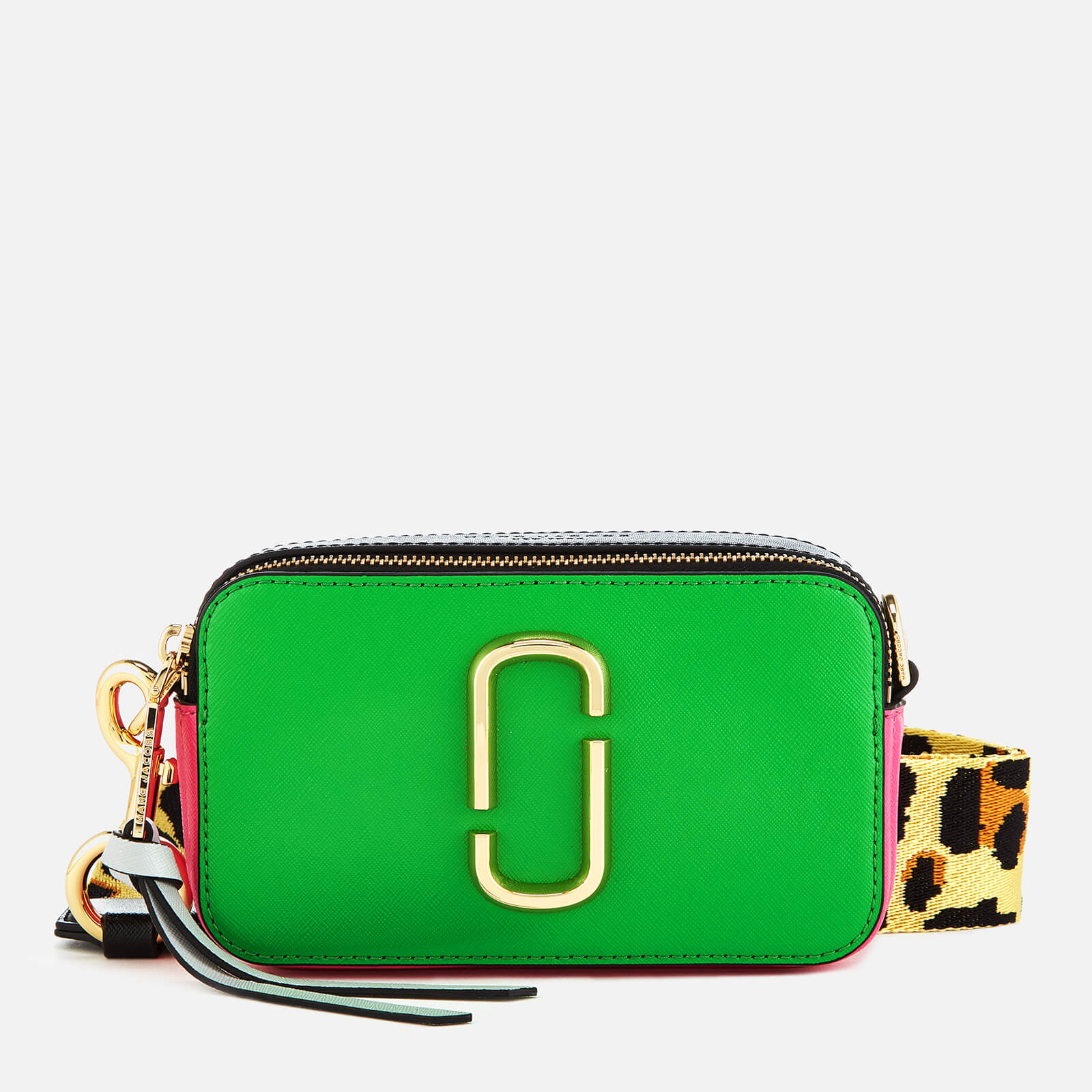 12d7aba918bc Marc Jacobs Women s Snapshot Cross Body Bag - Jade - Free UK Delivery over  £50