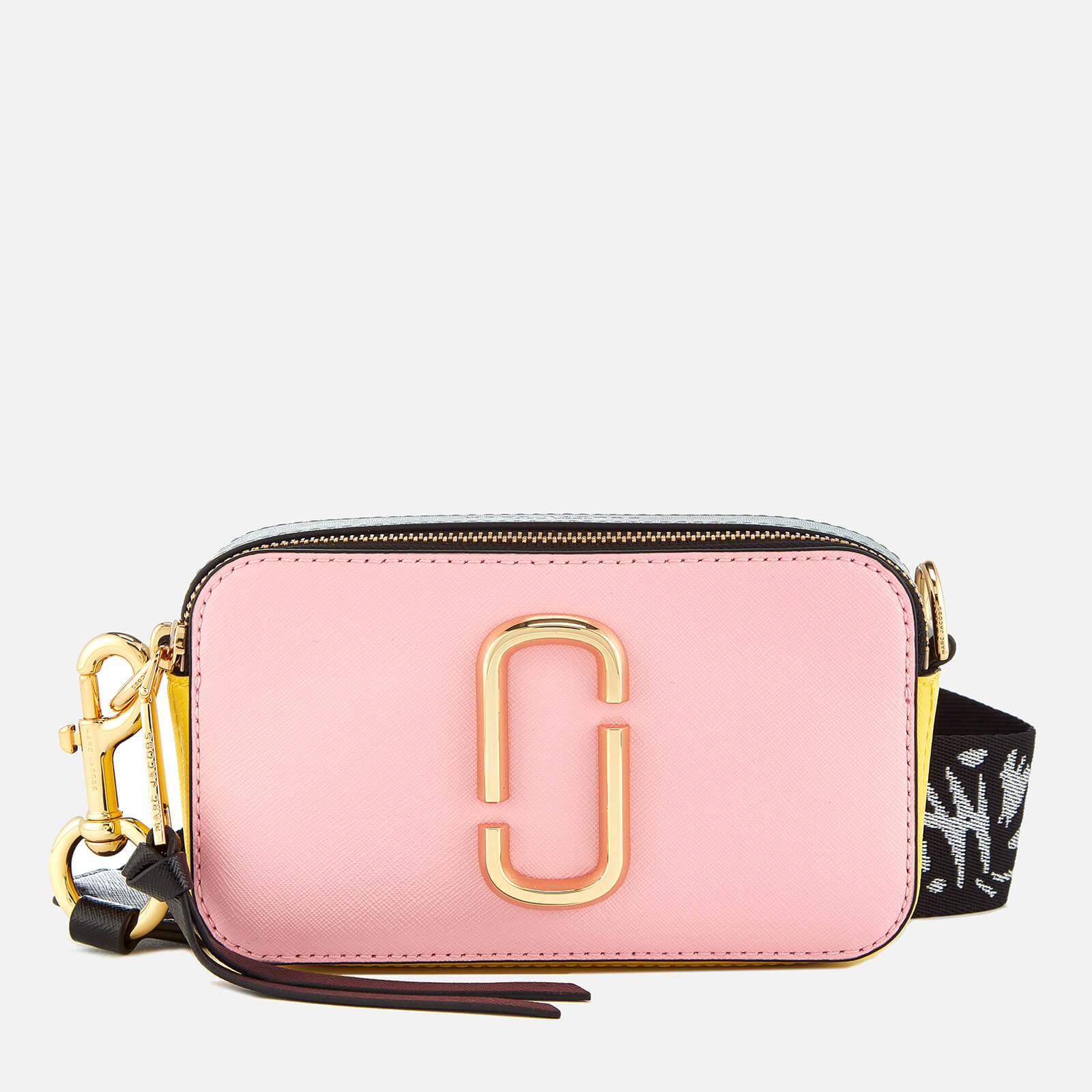 f129d52e9d99 Marc Jacobs Women s Snapshot Cross Body Bag - Baby Pink - Free UK Delivery  over £50