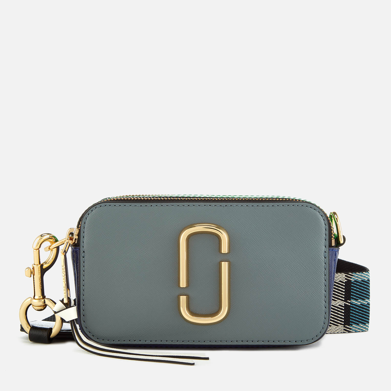 5e3956a80e8c Marc Jacobs Women s Snapshot Cross Body Bag - Slate - Free UK Delivery over  £50