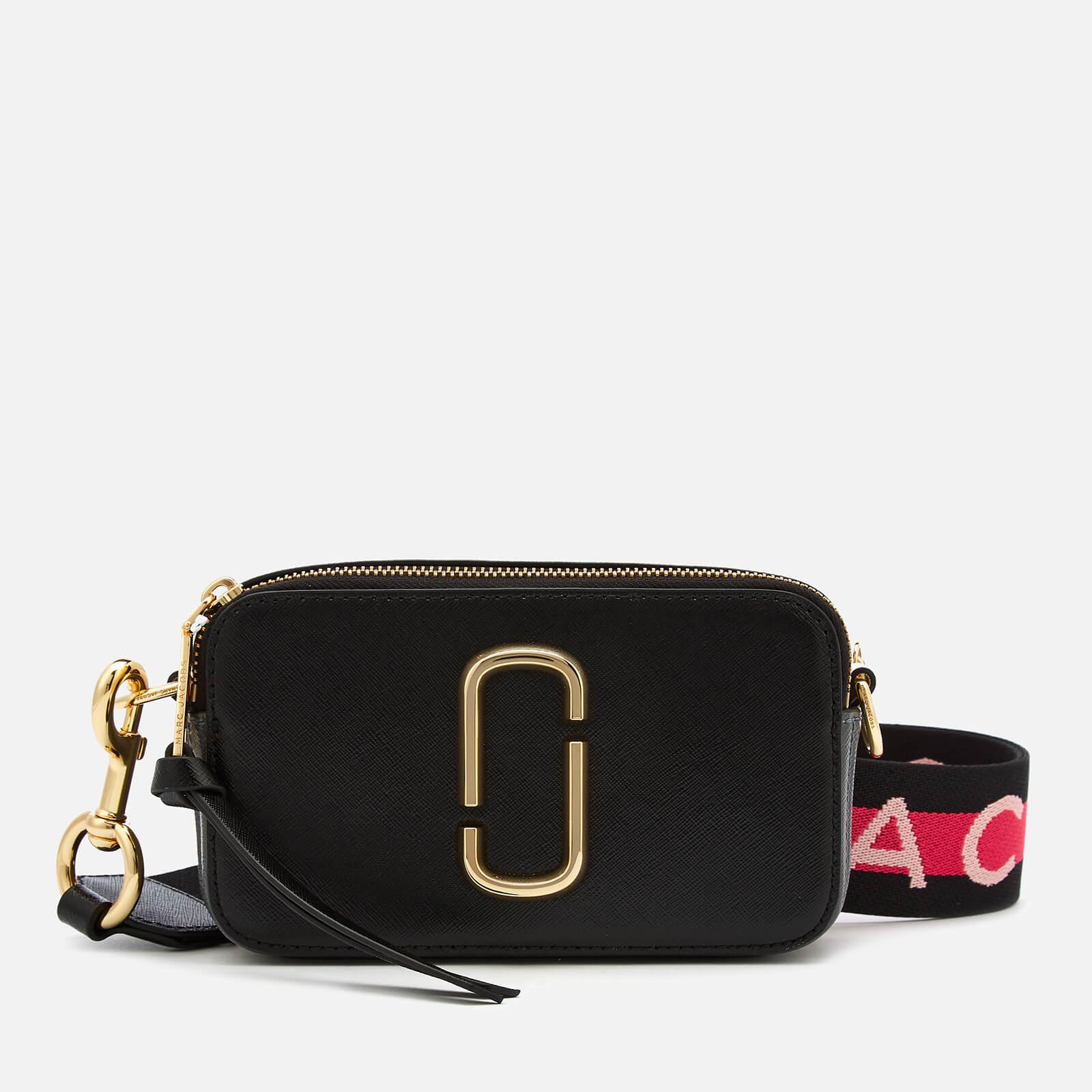 c7abadcb8 Marc Jacobs Women's Snapshot Cross Body Bag - Black Multi