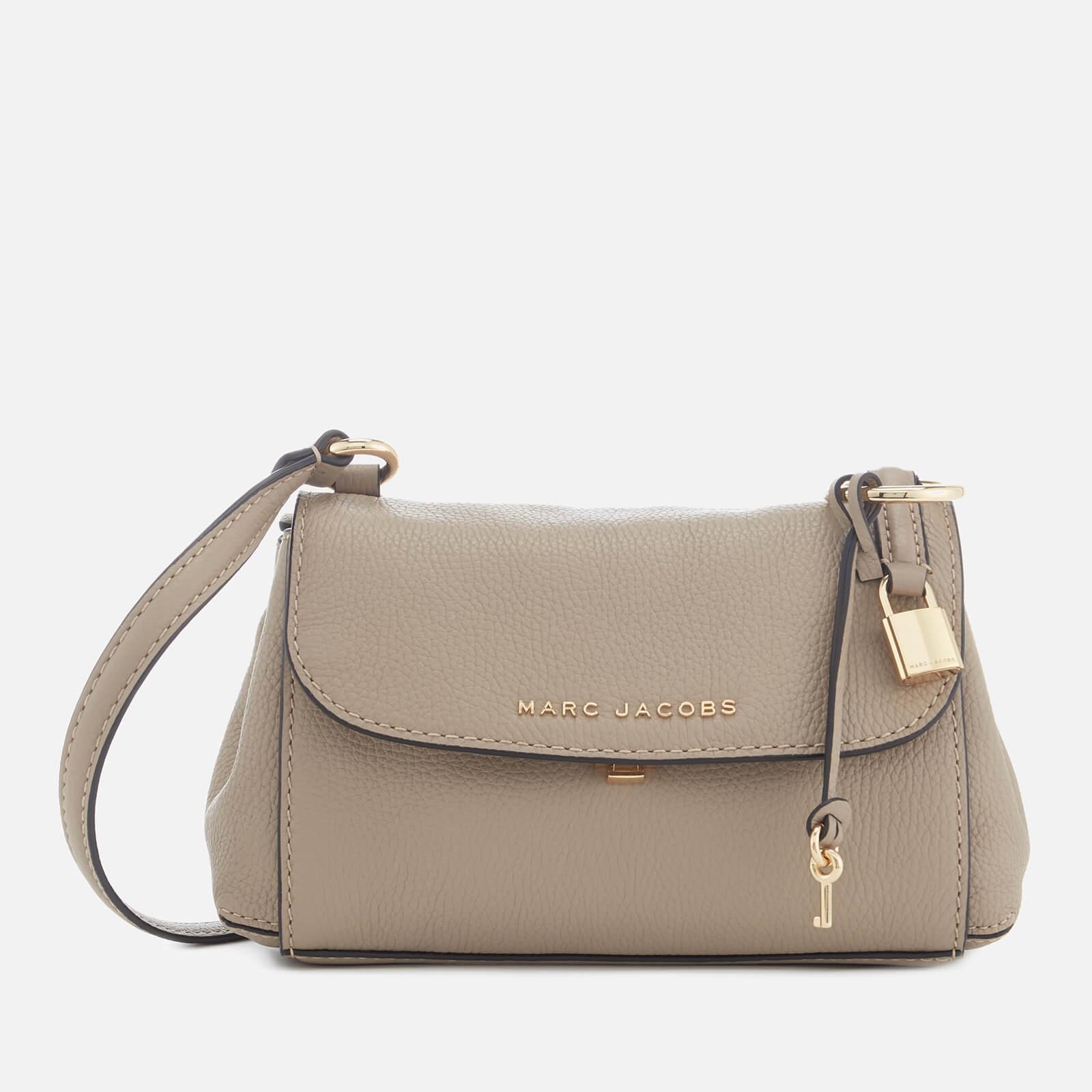 d709de31ceb4 Marc Jacobs Women s Mini Boho Grind Bag - Light Slate - Free UK ...
