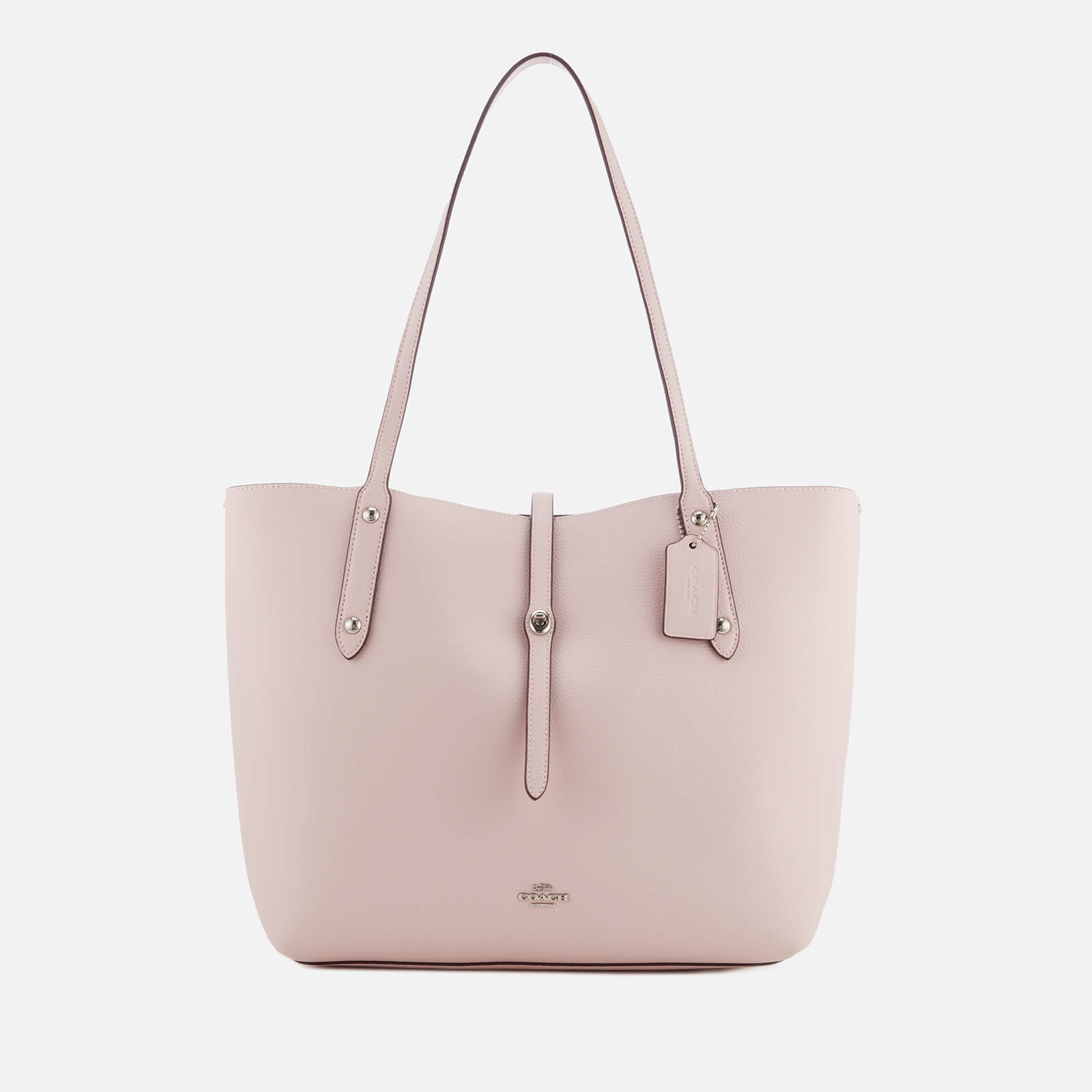 Coach Women s Market Tote Bag - Ice Pink - Free UK Delivery over £50 d7f72ef8fb7fd