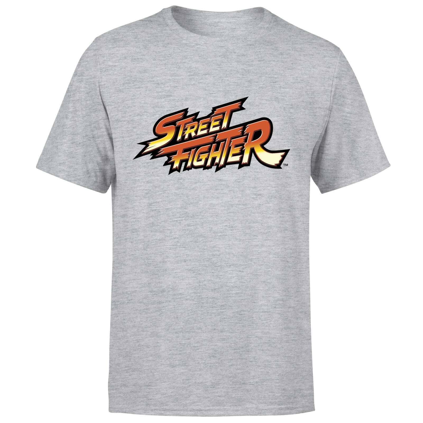 Street Fighter Logo Men
