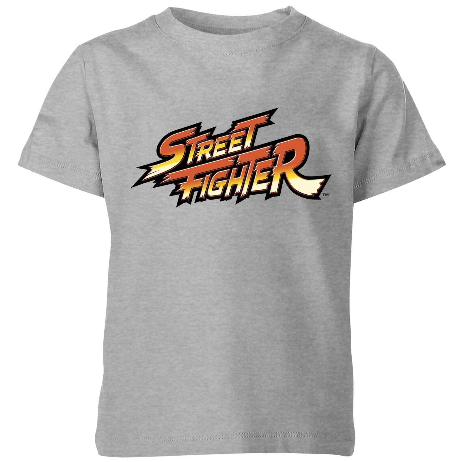 Street Fighter Logo Kids