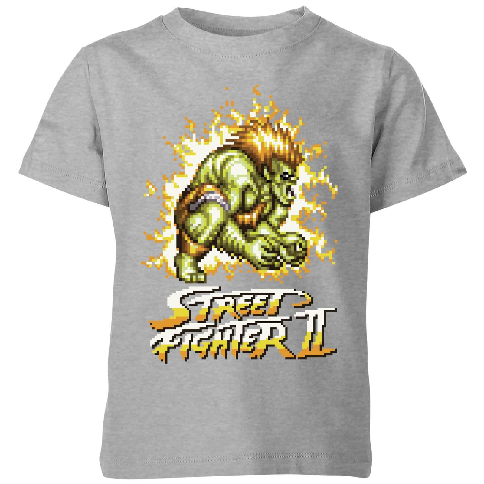 Street Fighter Blanka 16-bit Kids