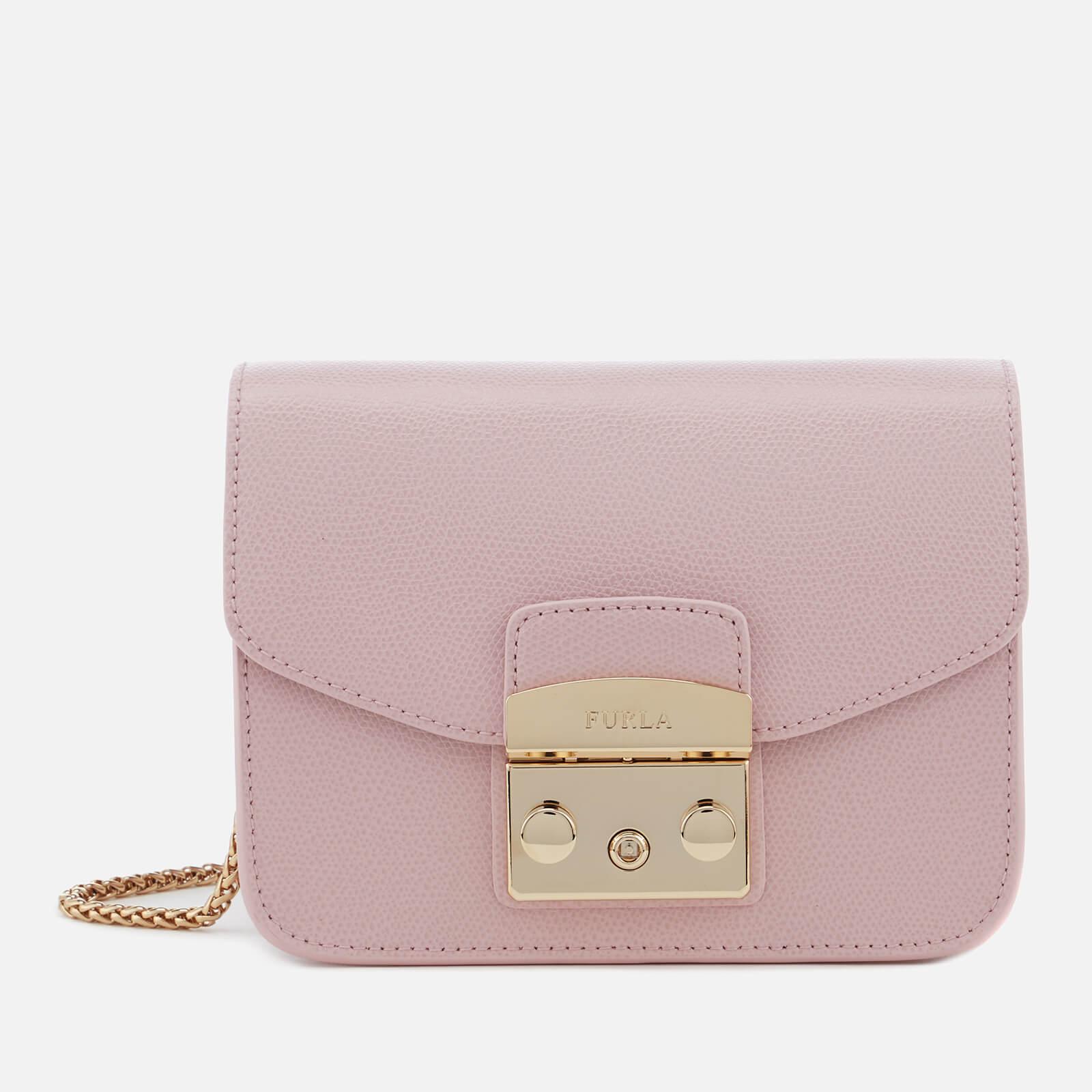 Furla Women's Metropolis Mini Cross Body Bag - Blush