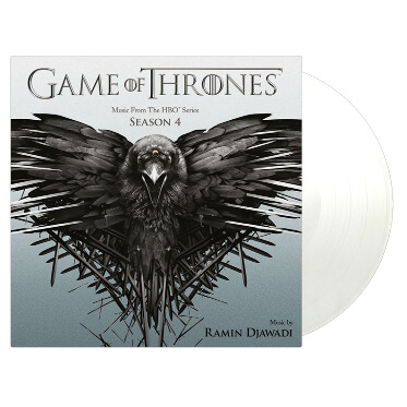 Game of Thrones - Season 4 OST (Coloured Tour Edition)