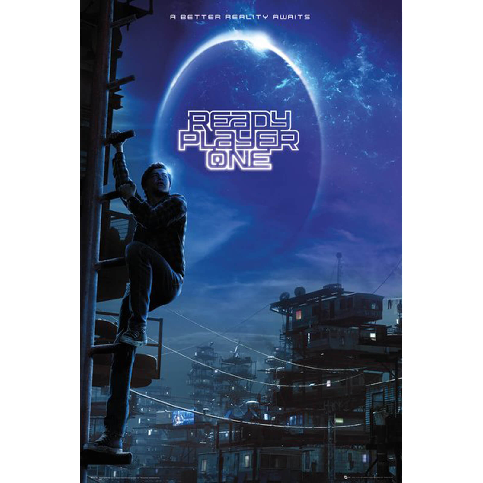 Ready Player One One Sheet Maxi Poster 61 x 91.5cm