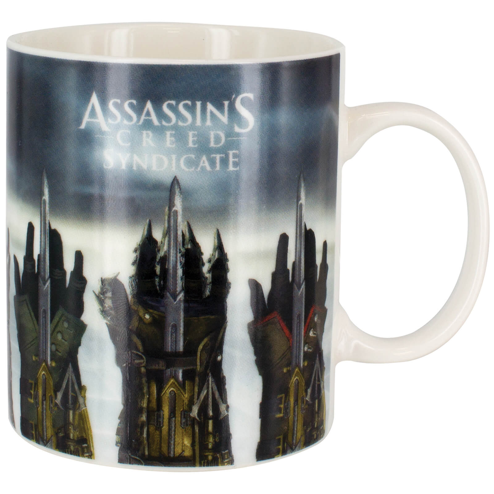 Assassins Creed Gauntlet Mug