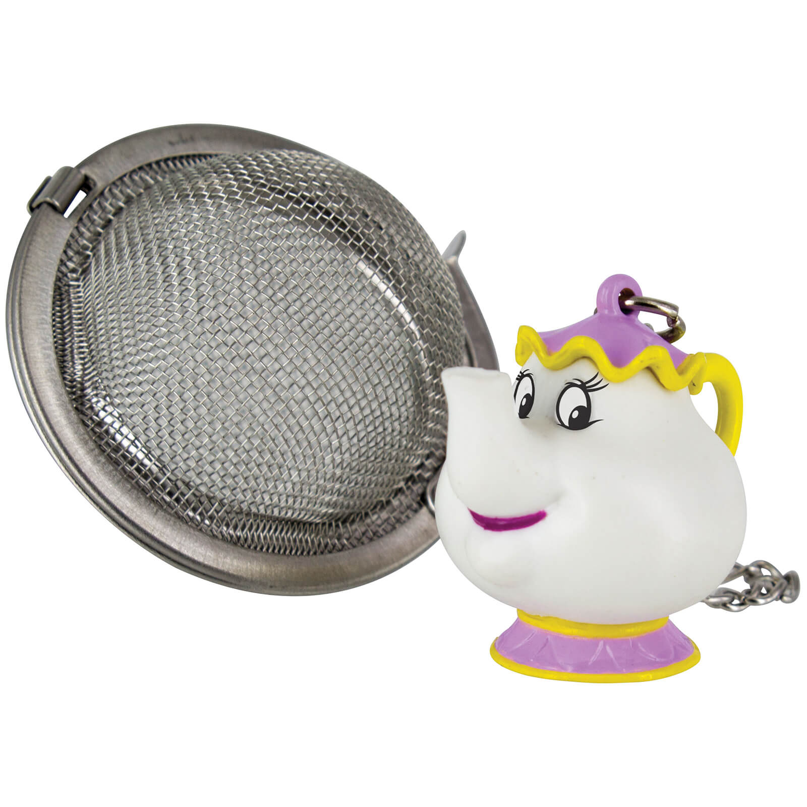 Beauty and the Beast Mrs Potts Tea Infuser