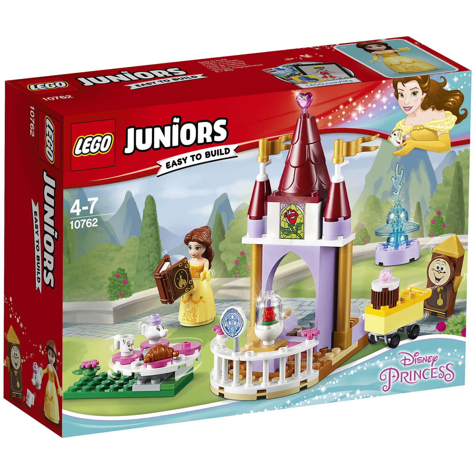 LEGO Juniors Disney Princess: Belle
