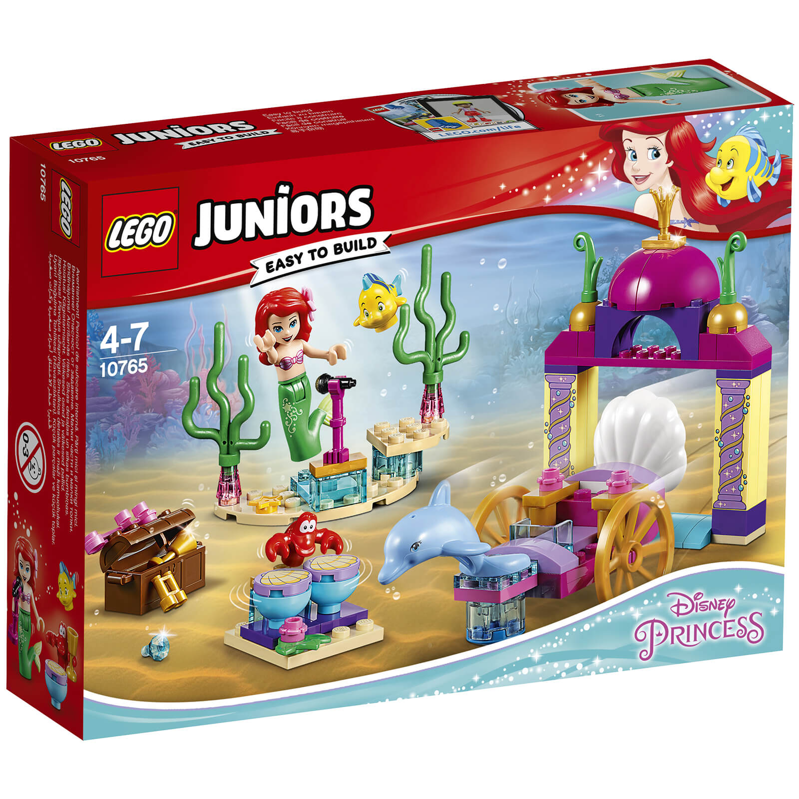 LEGO Juniors Disney Princess: Ariel