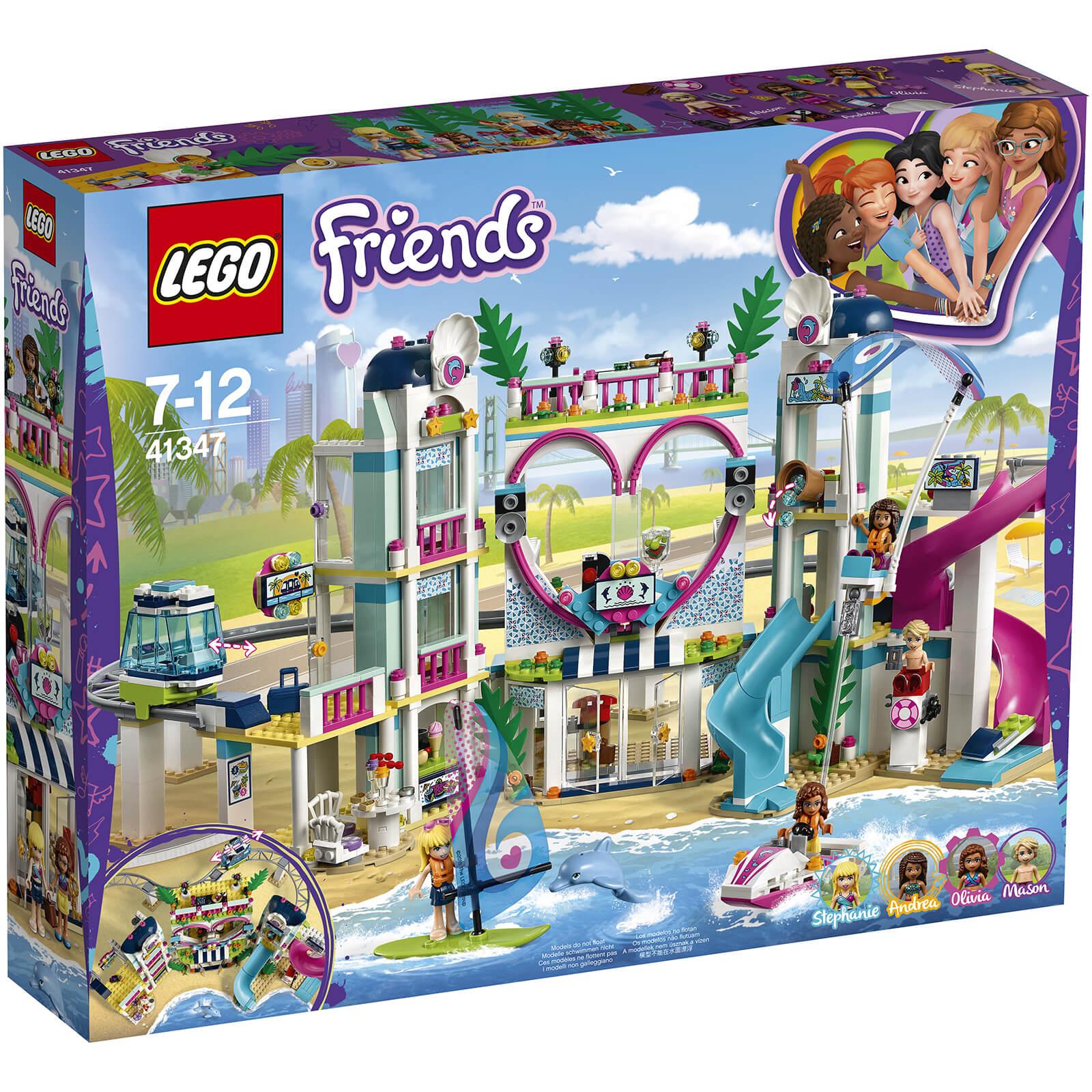 Lego Friends Heartlake City Resort 41347 Toys Zavvi