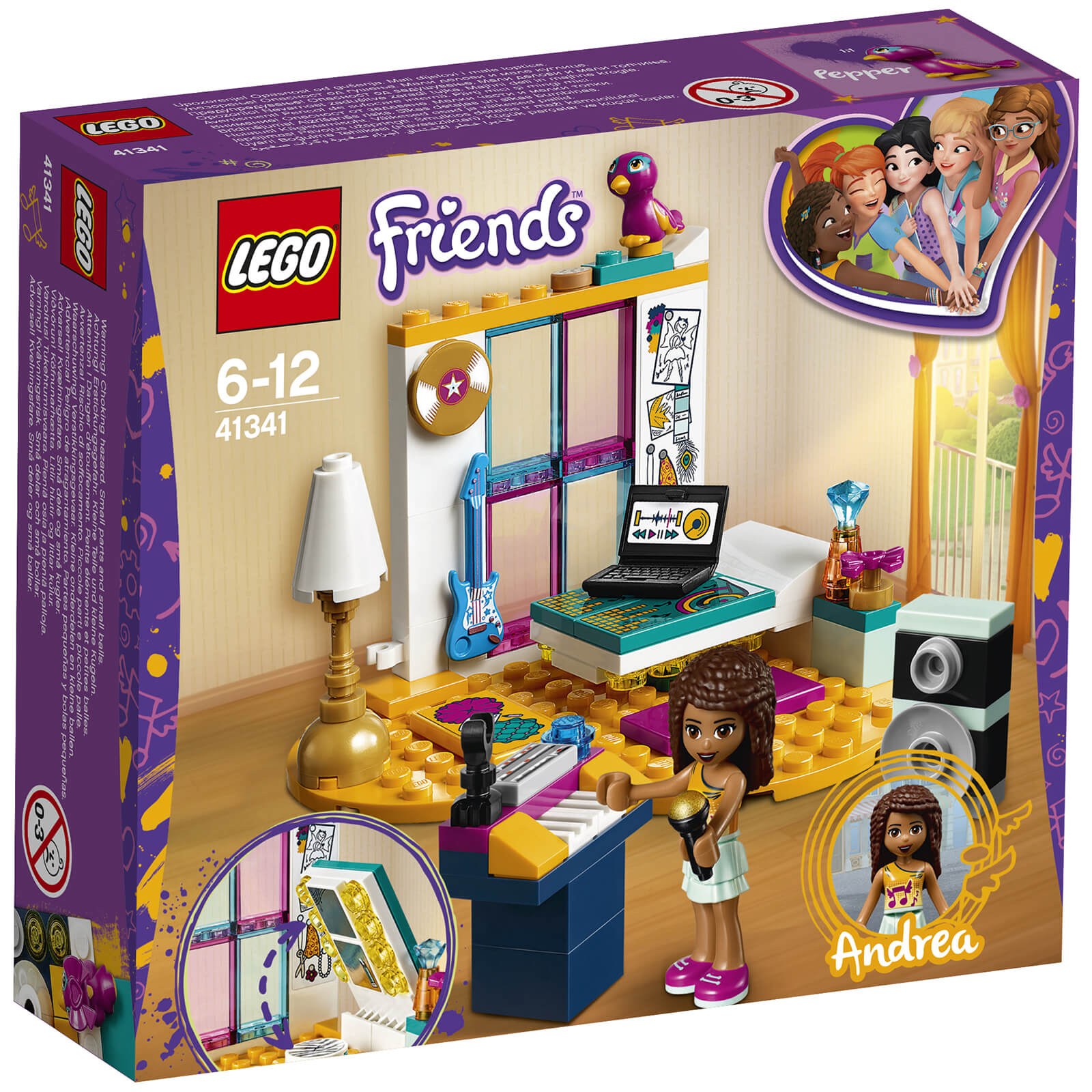 LEGO Friends: Andrea