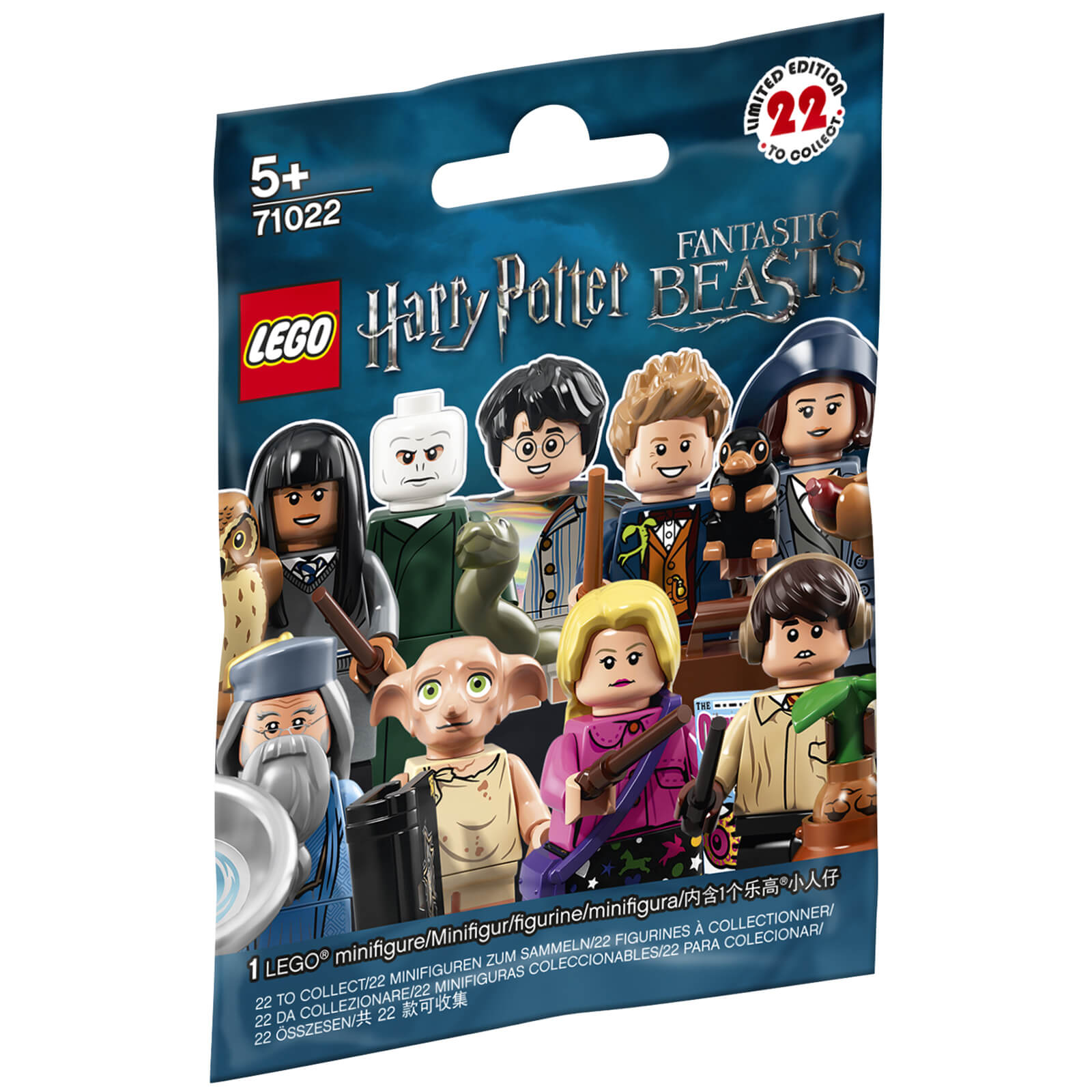 Lego Harry Potter And Fantastic Beasts Minifigures 2018
