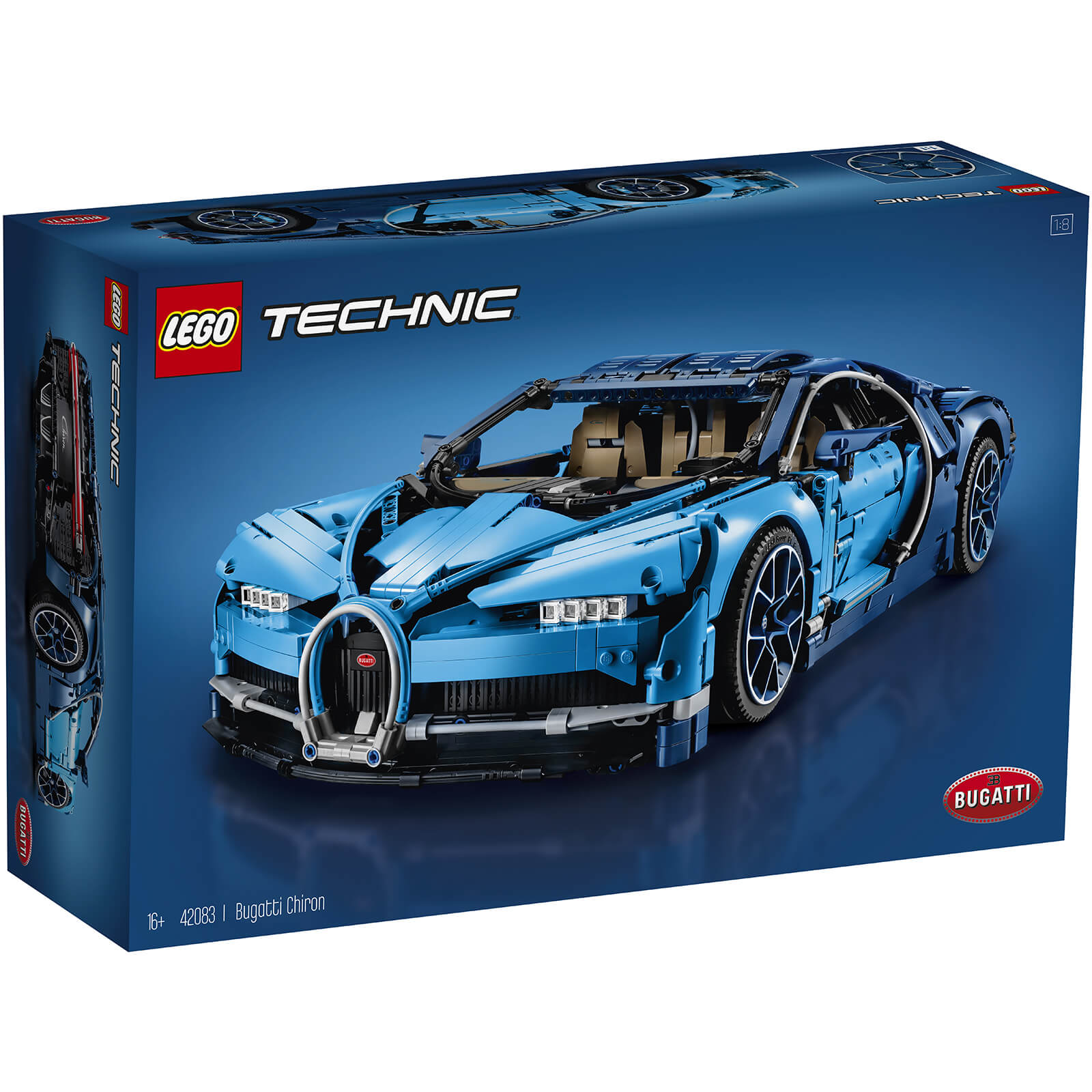 lego technic bugatti chiron (42083) | sowia