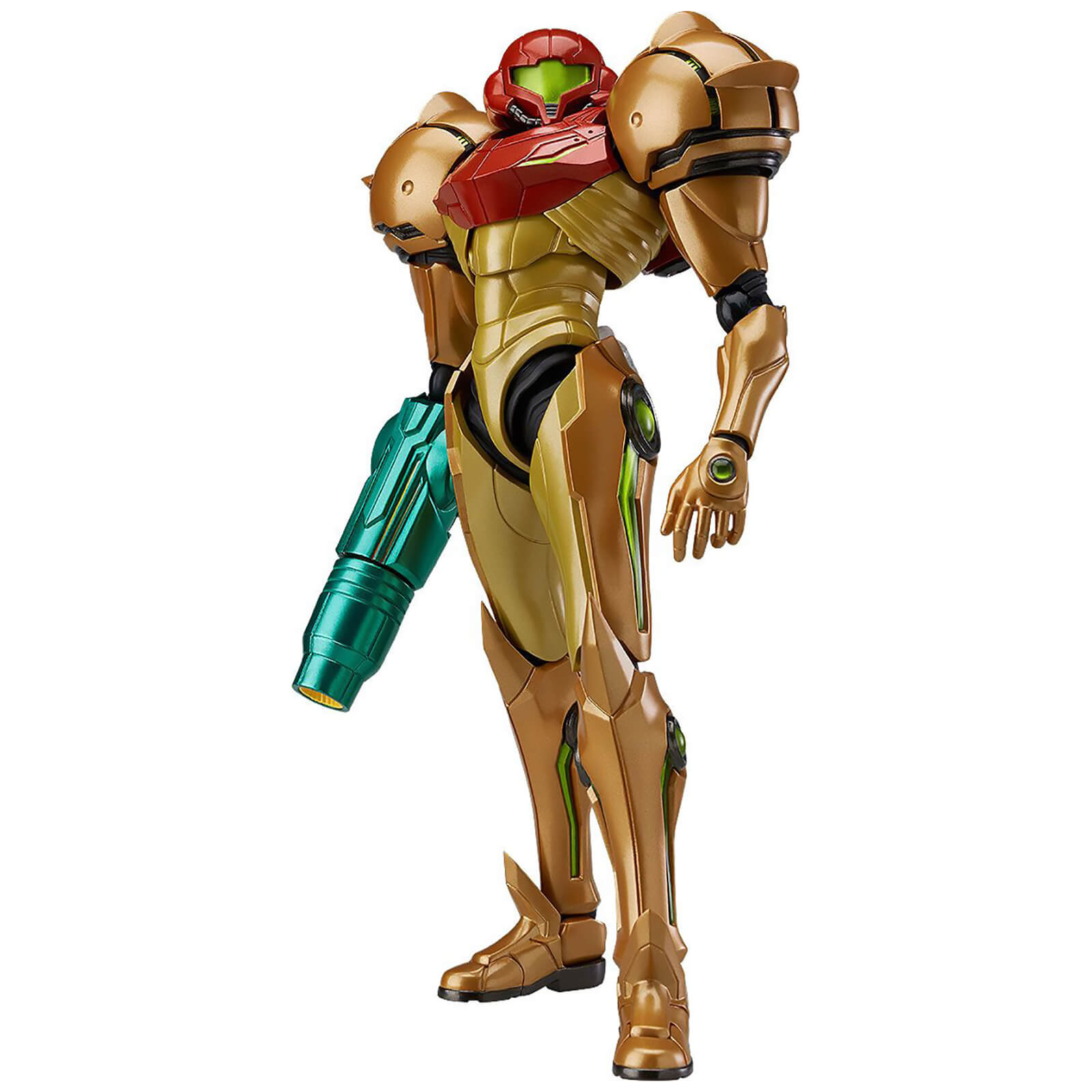 Metroid Prime 3 Corruption Figma Action Figure Samus Aran Prime 3 Ver. 16 cm