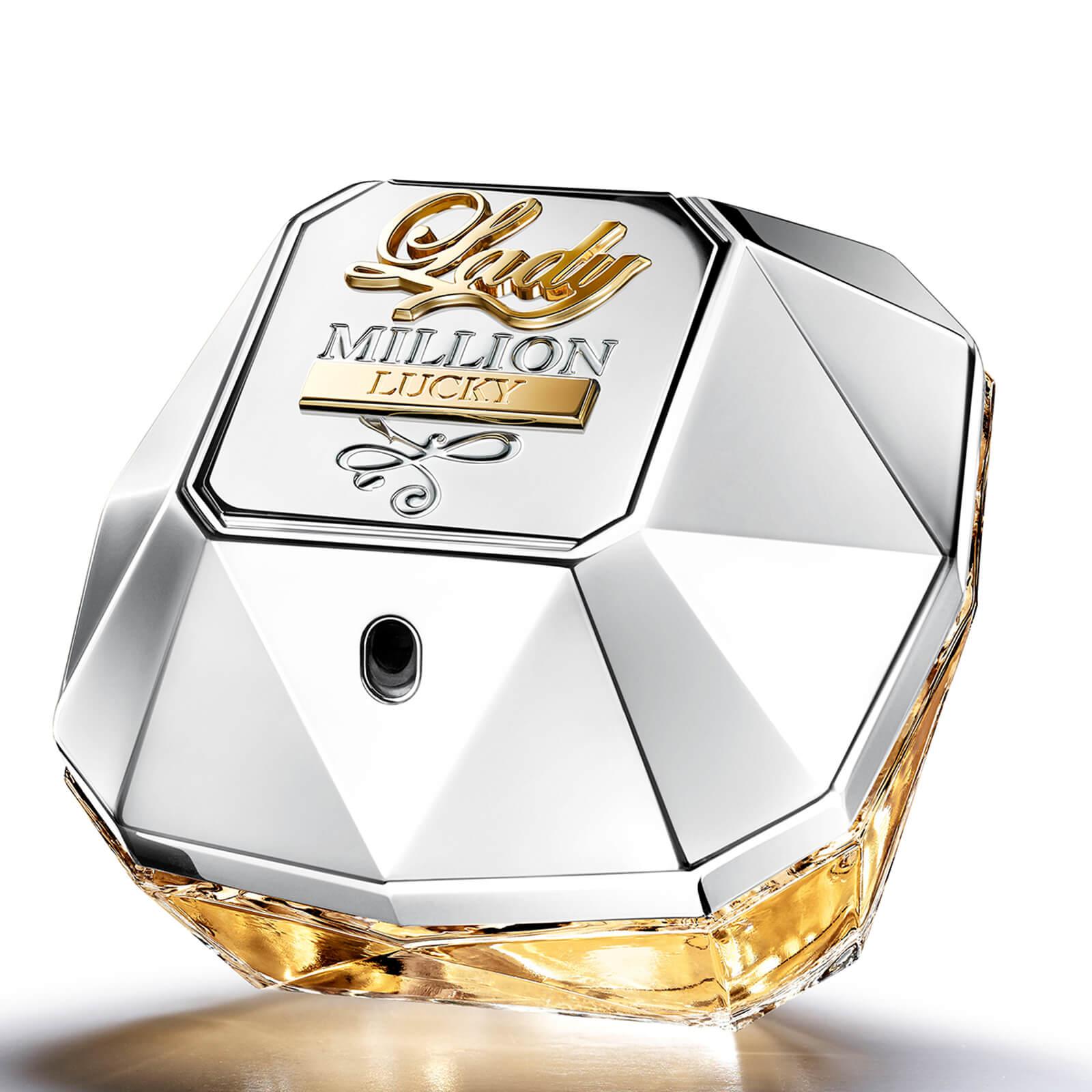 Paco Rabanne Lady Million Lucky Eau De Parfum 80ml Free Shipping