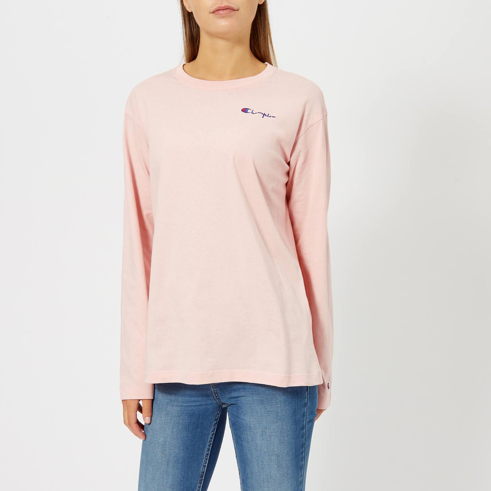 champion t shirt womens uk