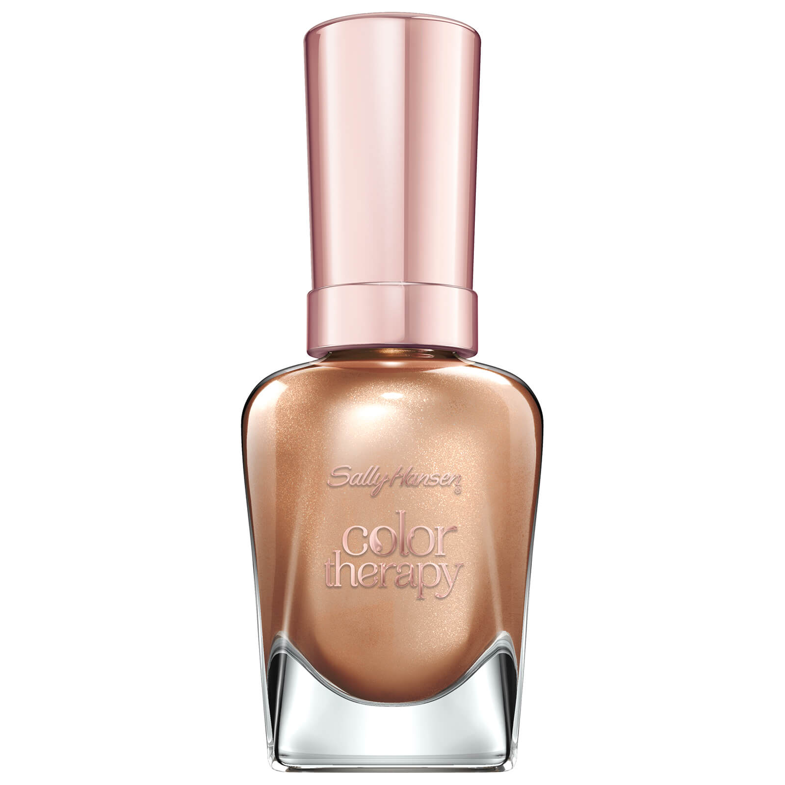 Sally Hansen Colour Therapy Nail Polish 14.7ml - Glow With the Flow