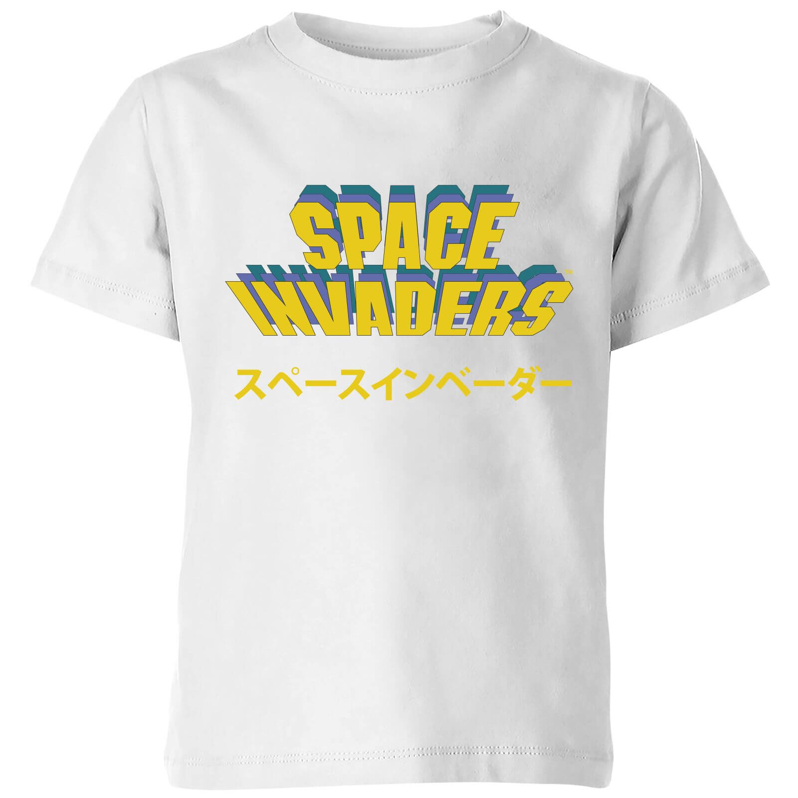 Space Invaders Japanese Kids